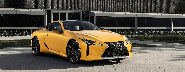 Lexus Lc 500 Inspiration Series Concept Debuts At Monterey Car Week