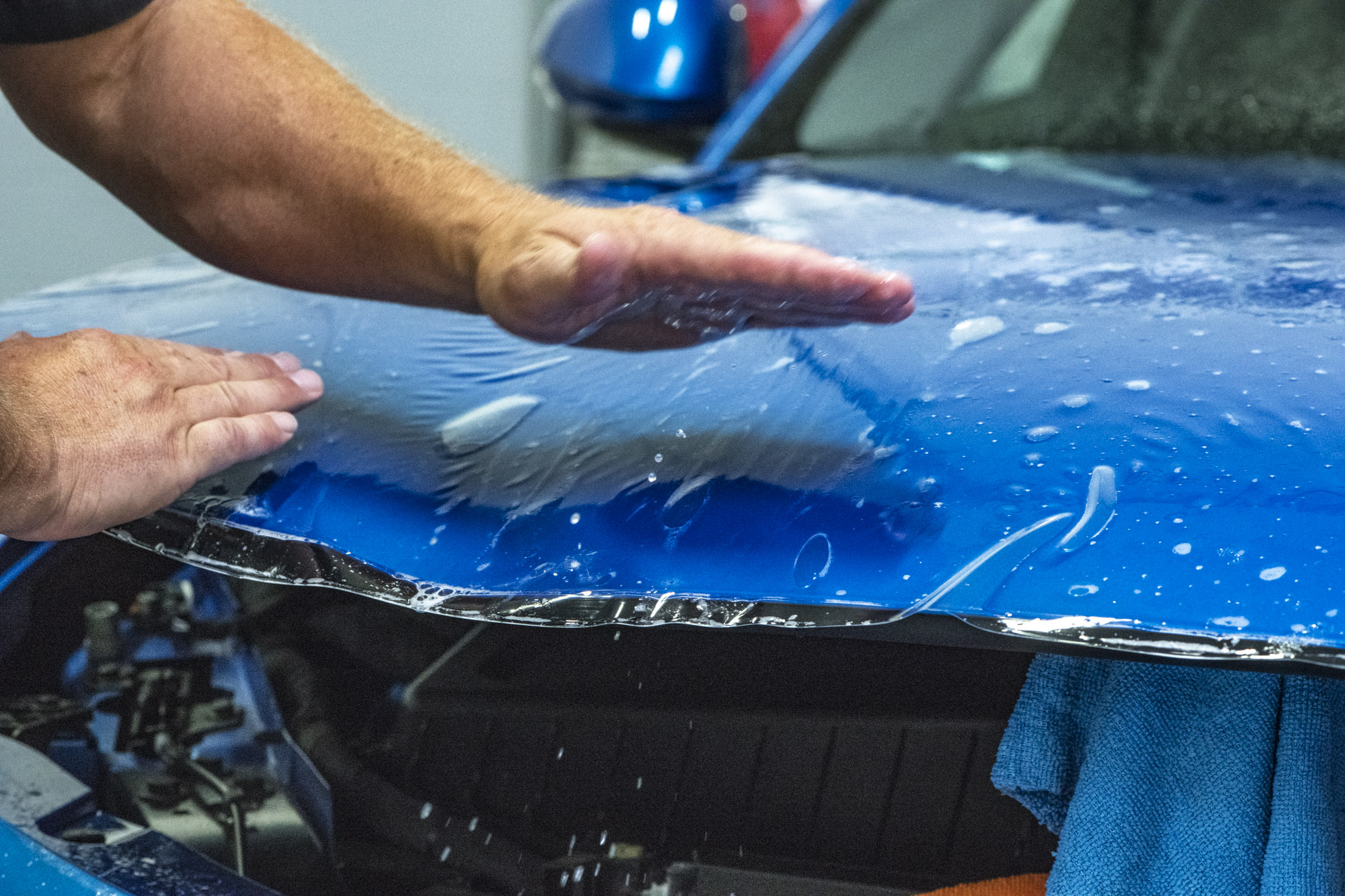 Protecting Your Car's Paint with Paint Protection Film