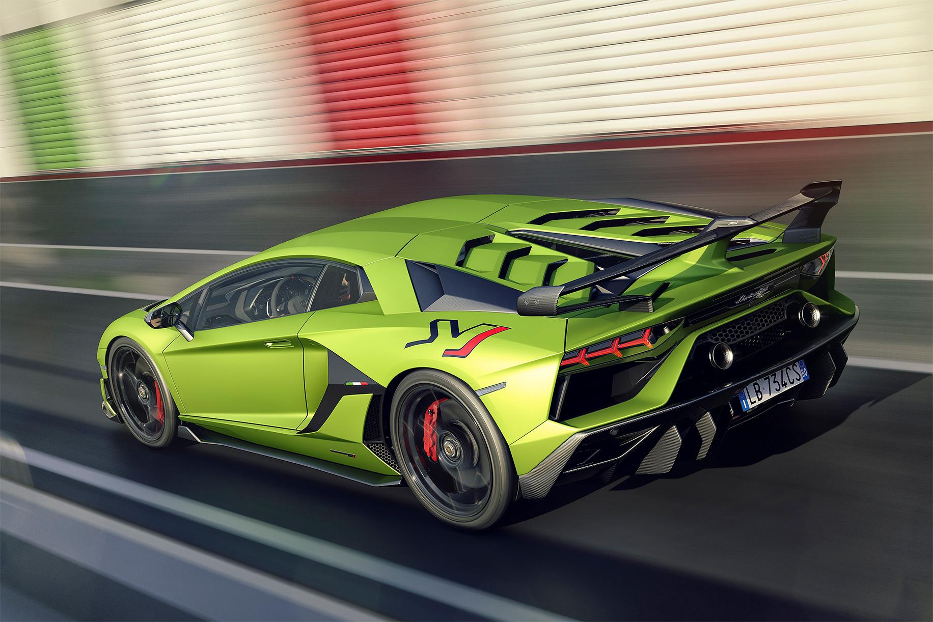 TrackWorthy - Lamborghini Aventador SVJ (2)