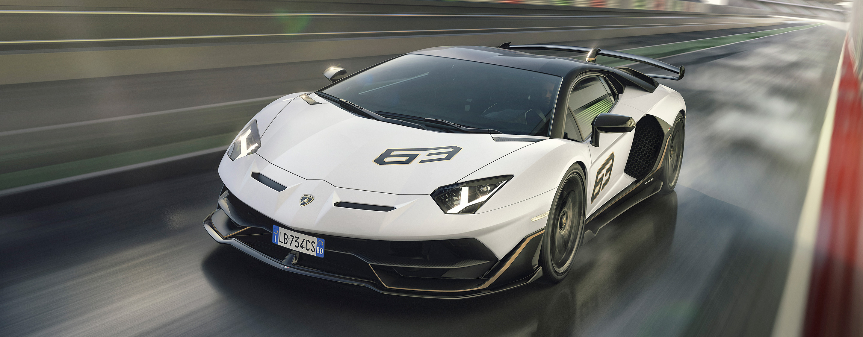 TrackWorthy - Lamborghini Aventador SVJ 63 (1)
