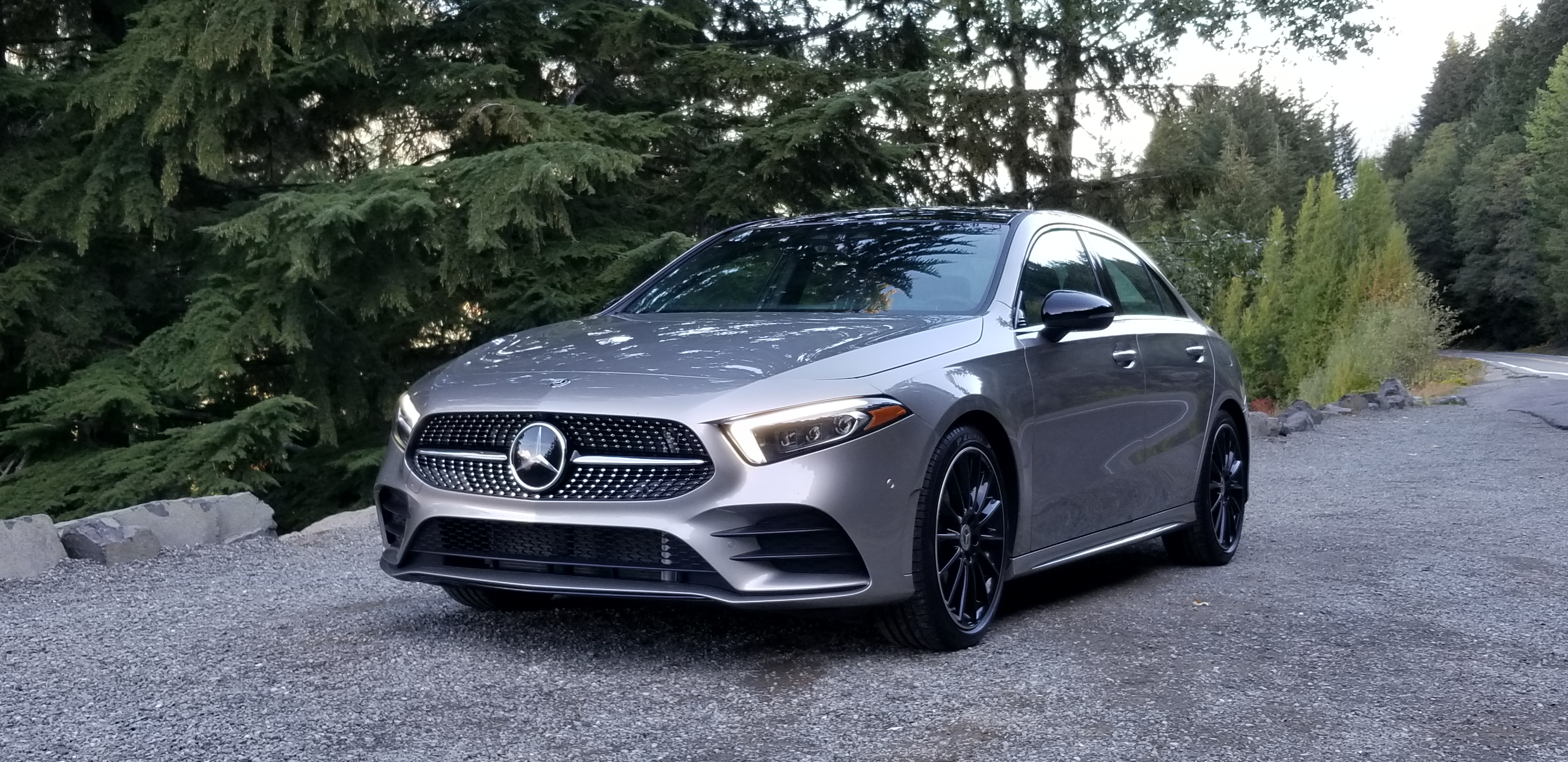 2019 Mercedes A-Class Sedan