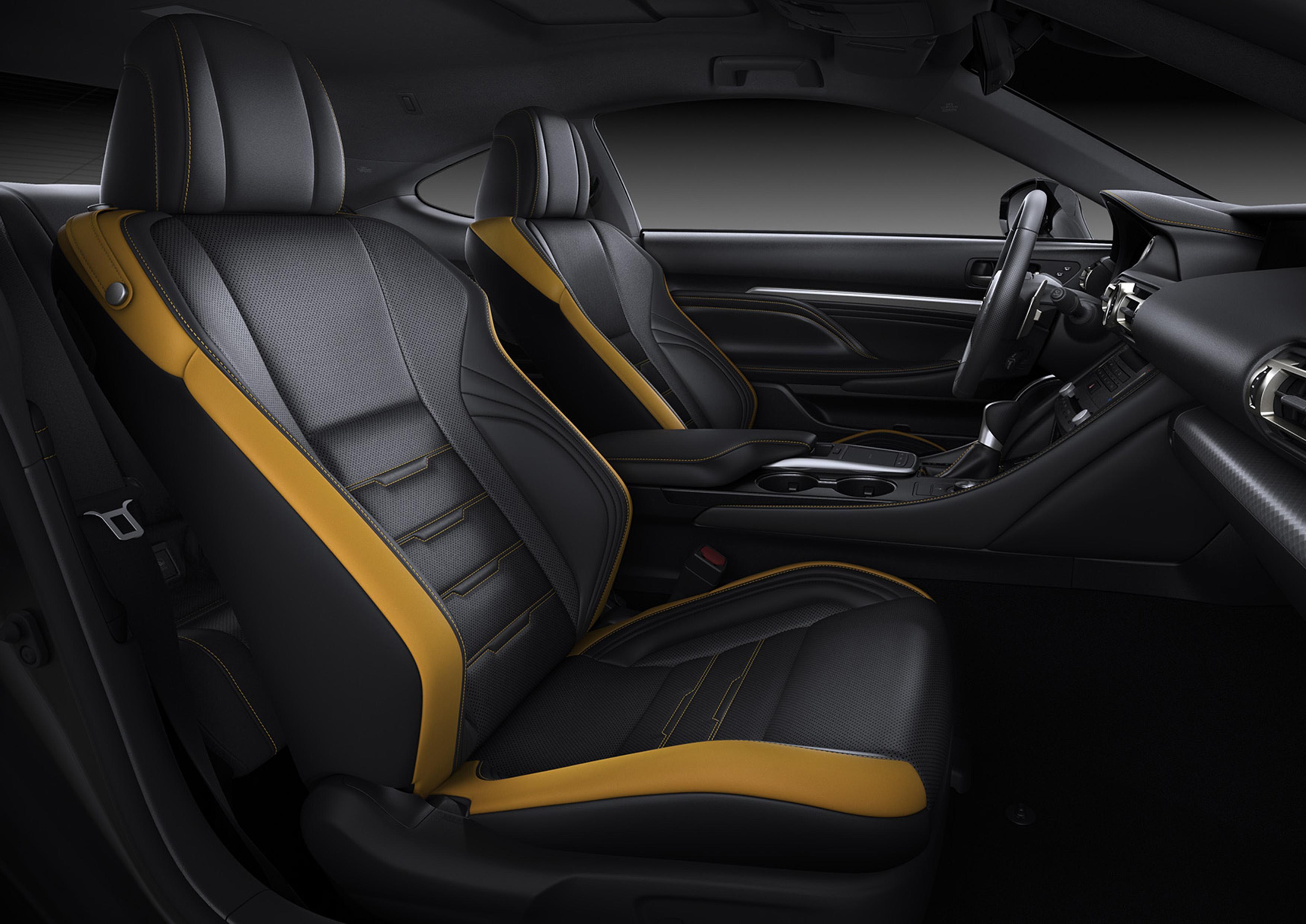 Lexus RC Luxury Sport Coupe