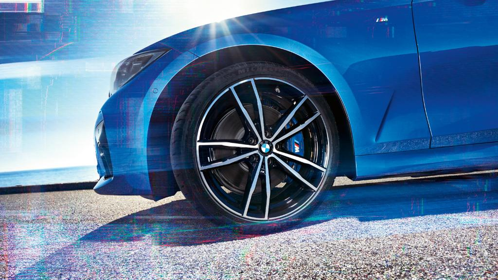 New BMW 3-Series to Bow in Paris