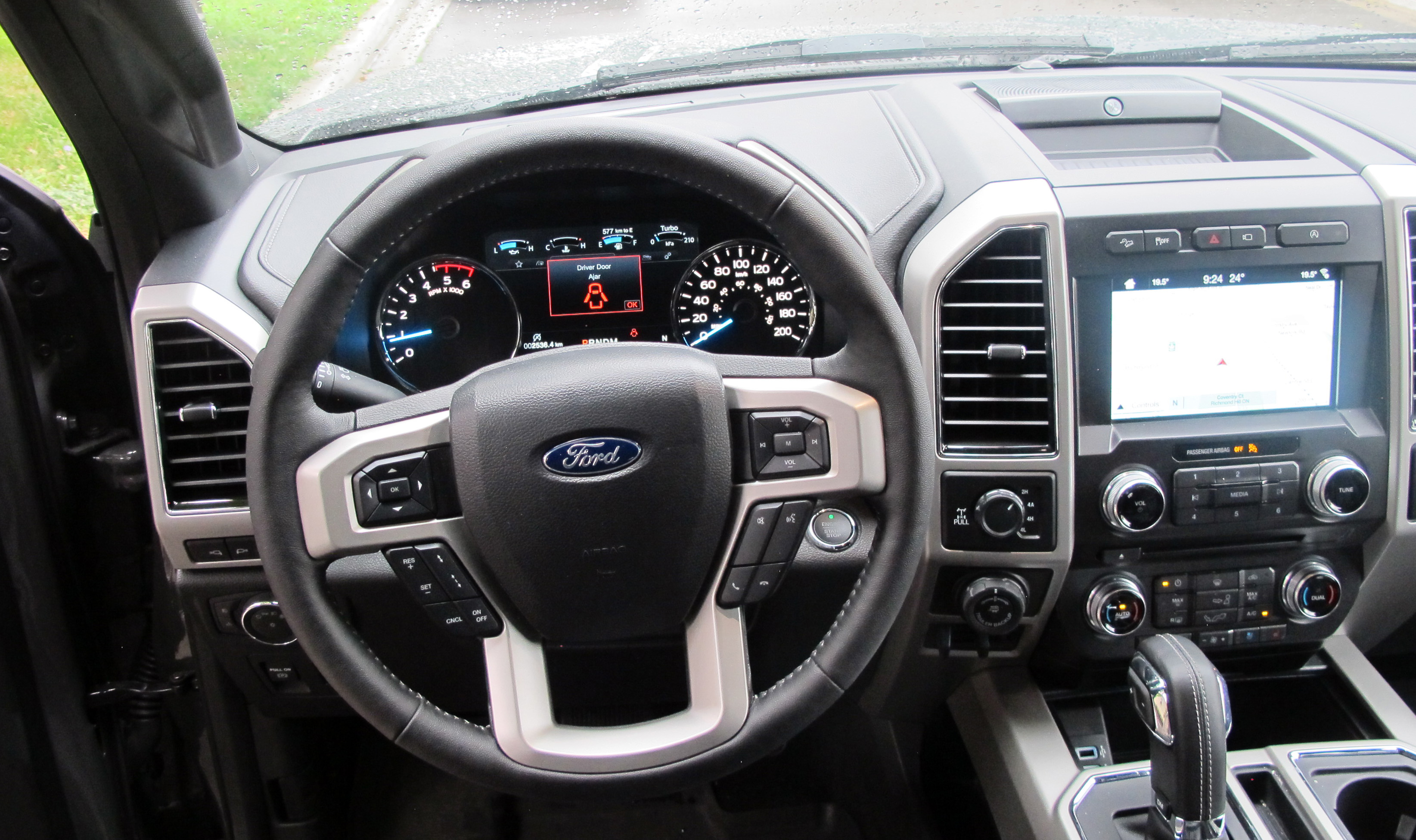 Review 2018 Ford F-150 Power Stroke Diesel