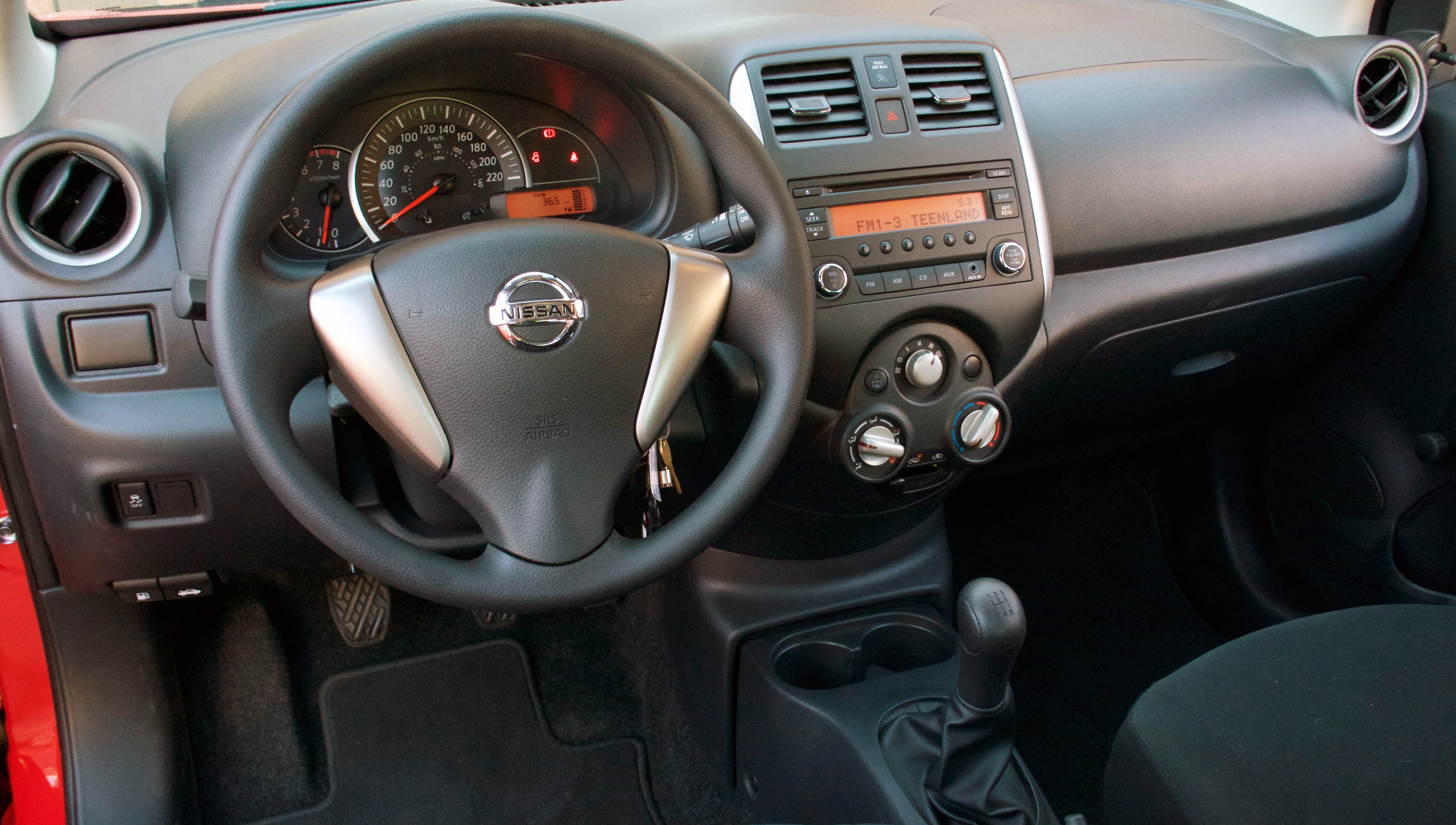 Review 2018 Nissan Micra
