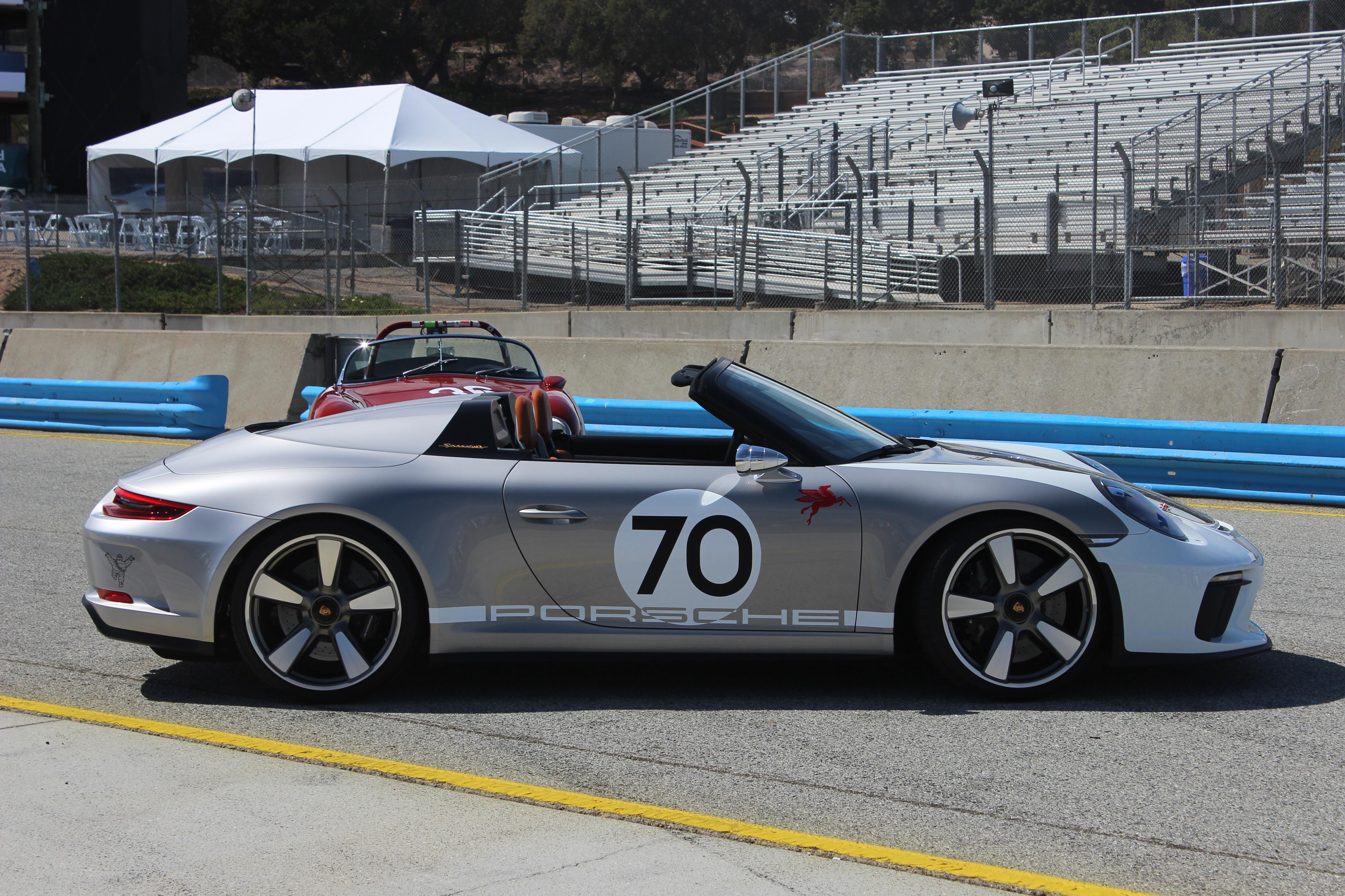 Porsche Revives Classic Nameplates at RENNSport Reunion VI