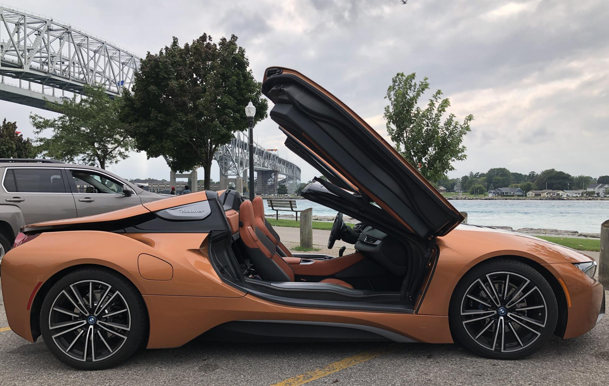 Review 2019 Bmw I8 Roadster Wheels Ca