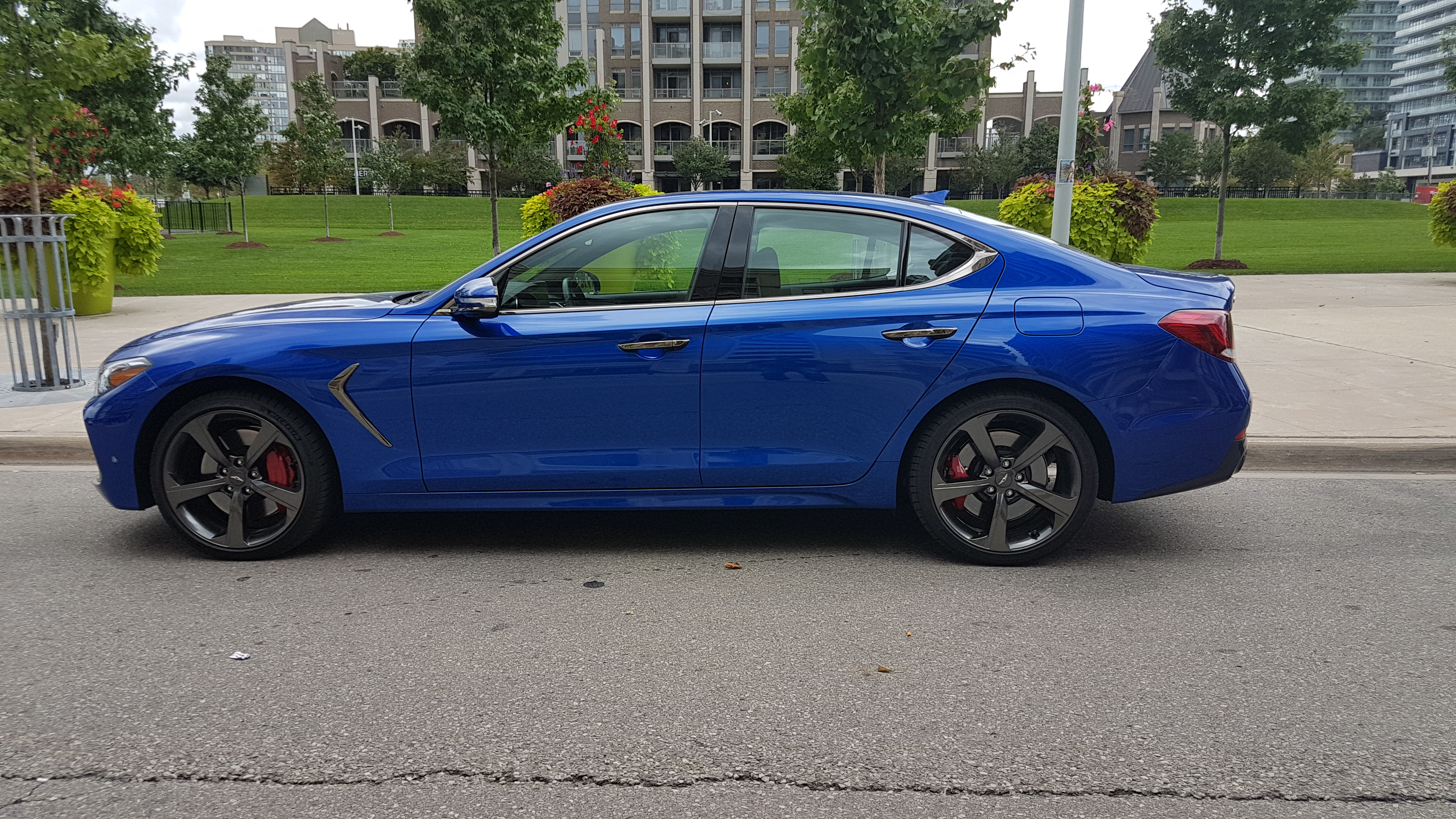 Review 2019 Genesis G70 3.3T Sport