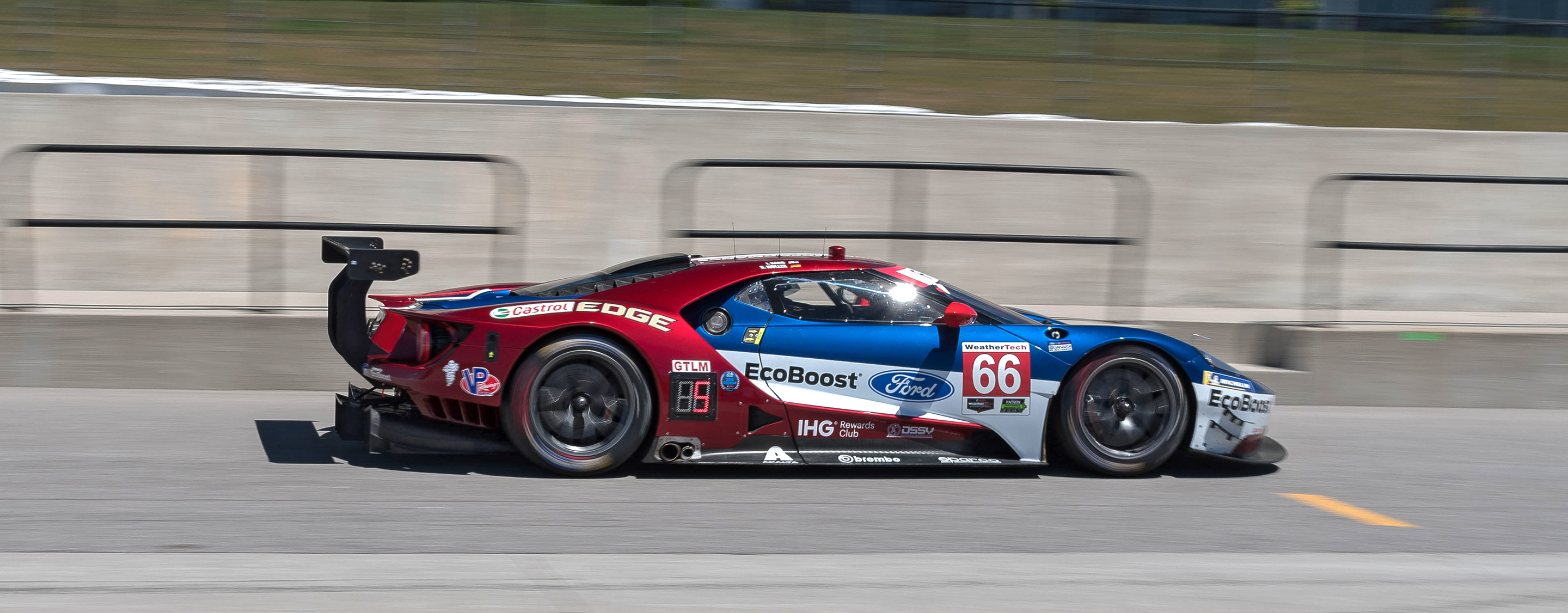 Trackworthy Mobil __ford Gt_practice