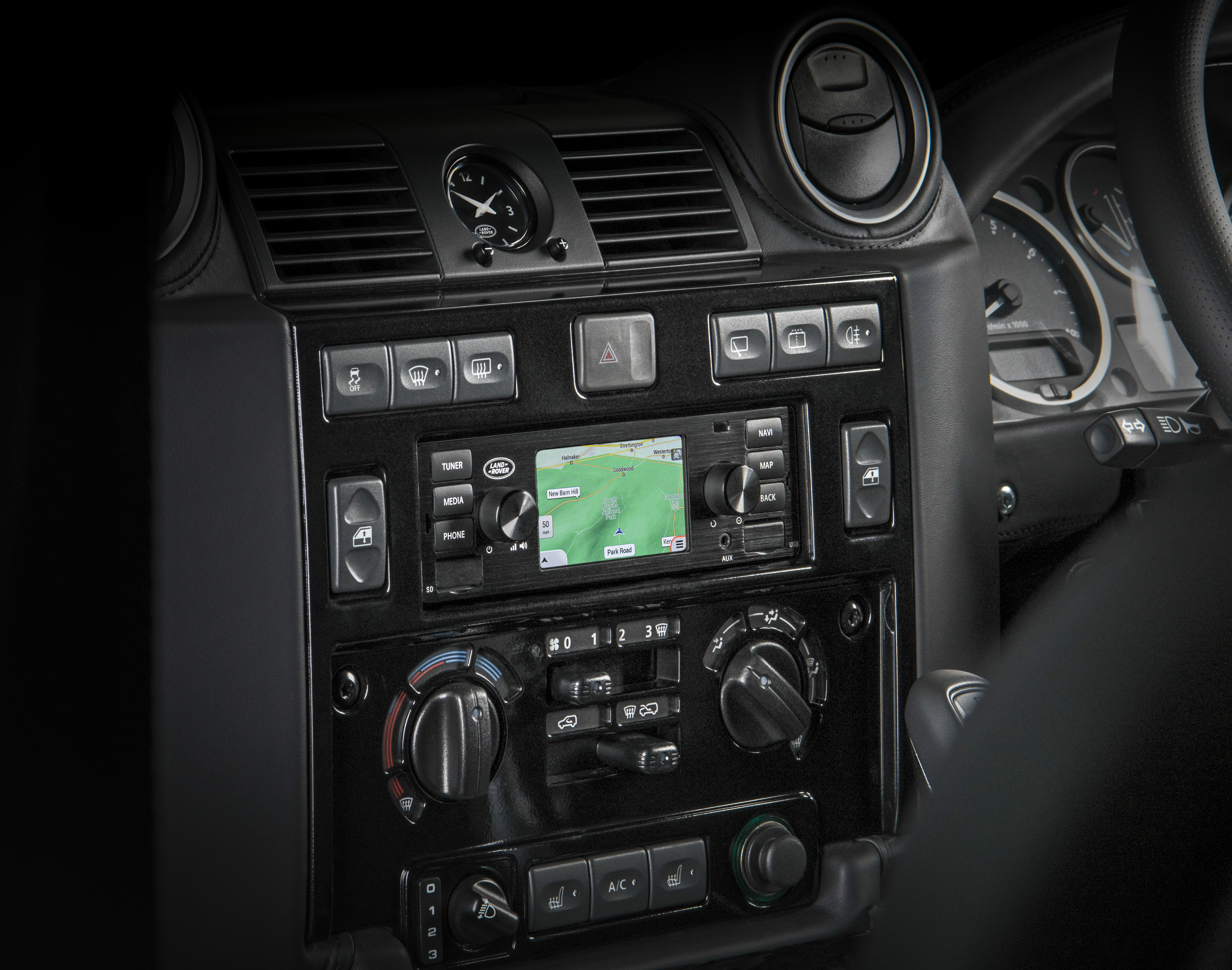 Classic Infotainment System