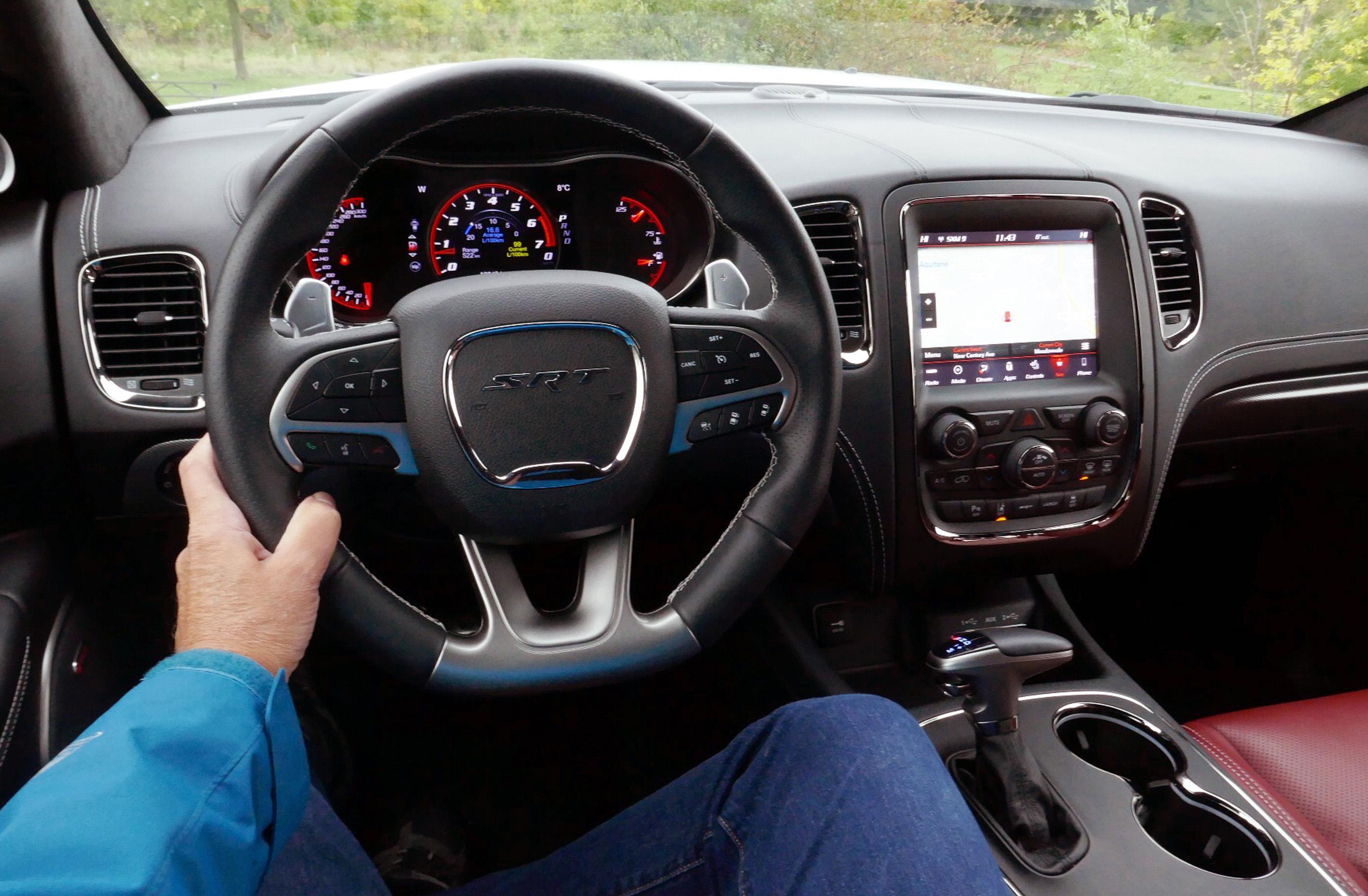 Review 2018 Dodge Durango Srt Awd Wheels Ca