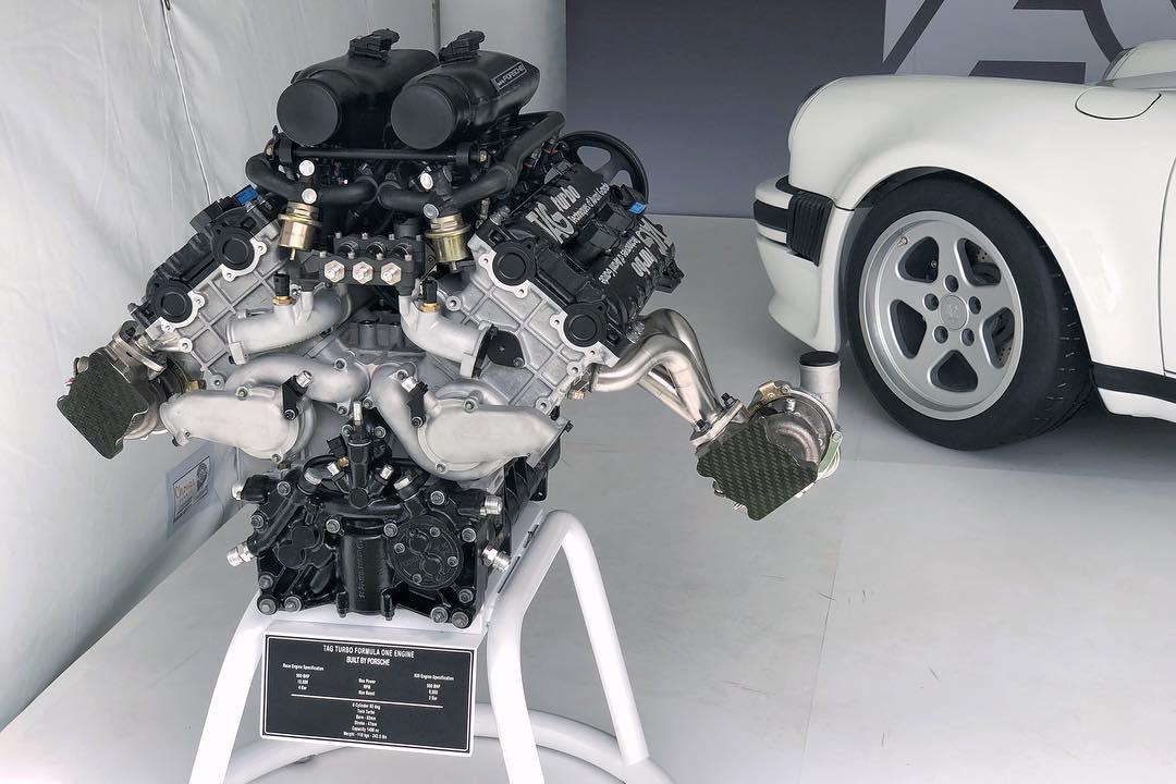 lanzante building porsche real tag turbo engines