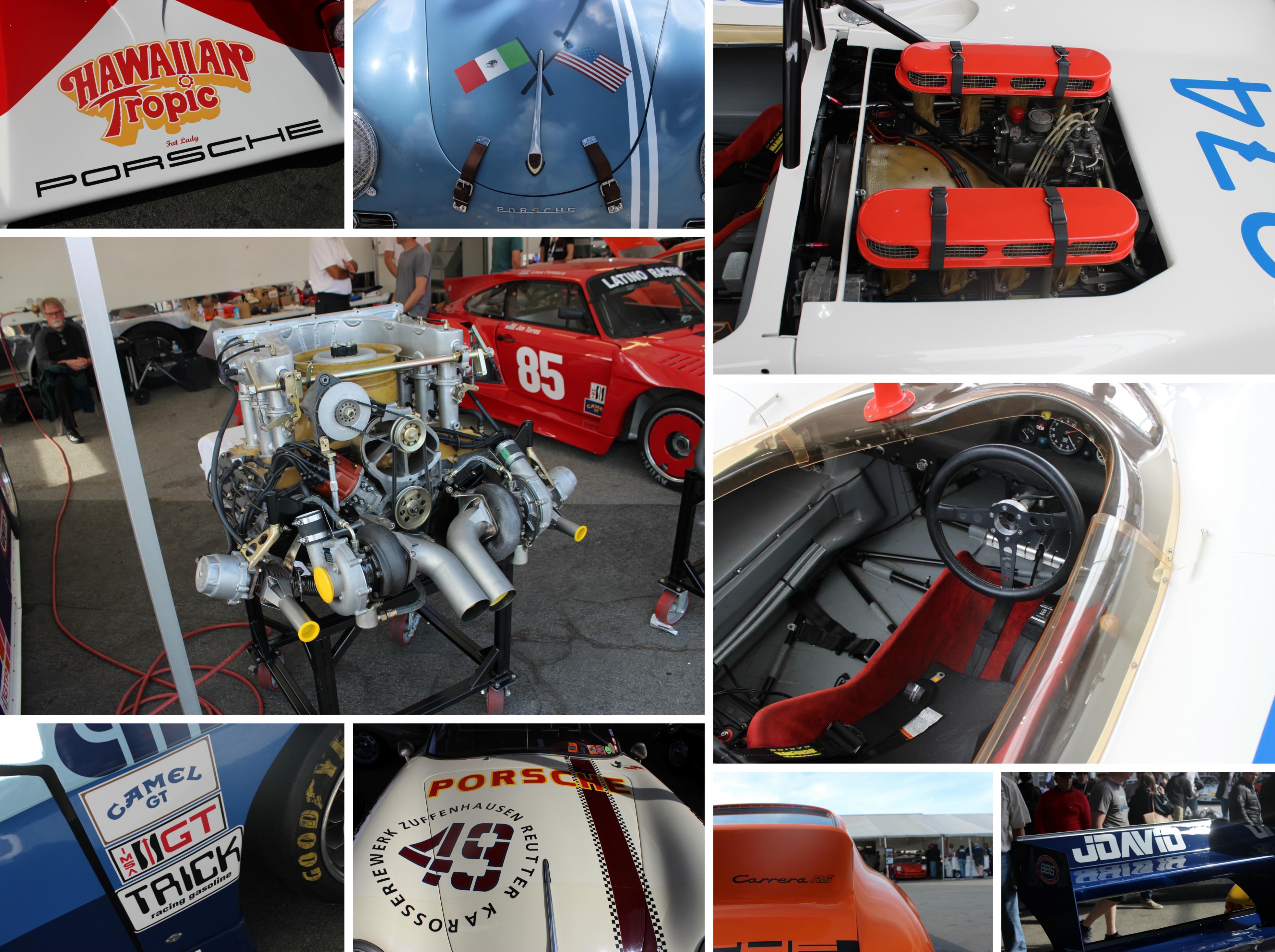RENNSport Reunion VI Porsche, Personified