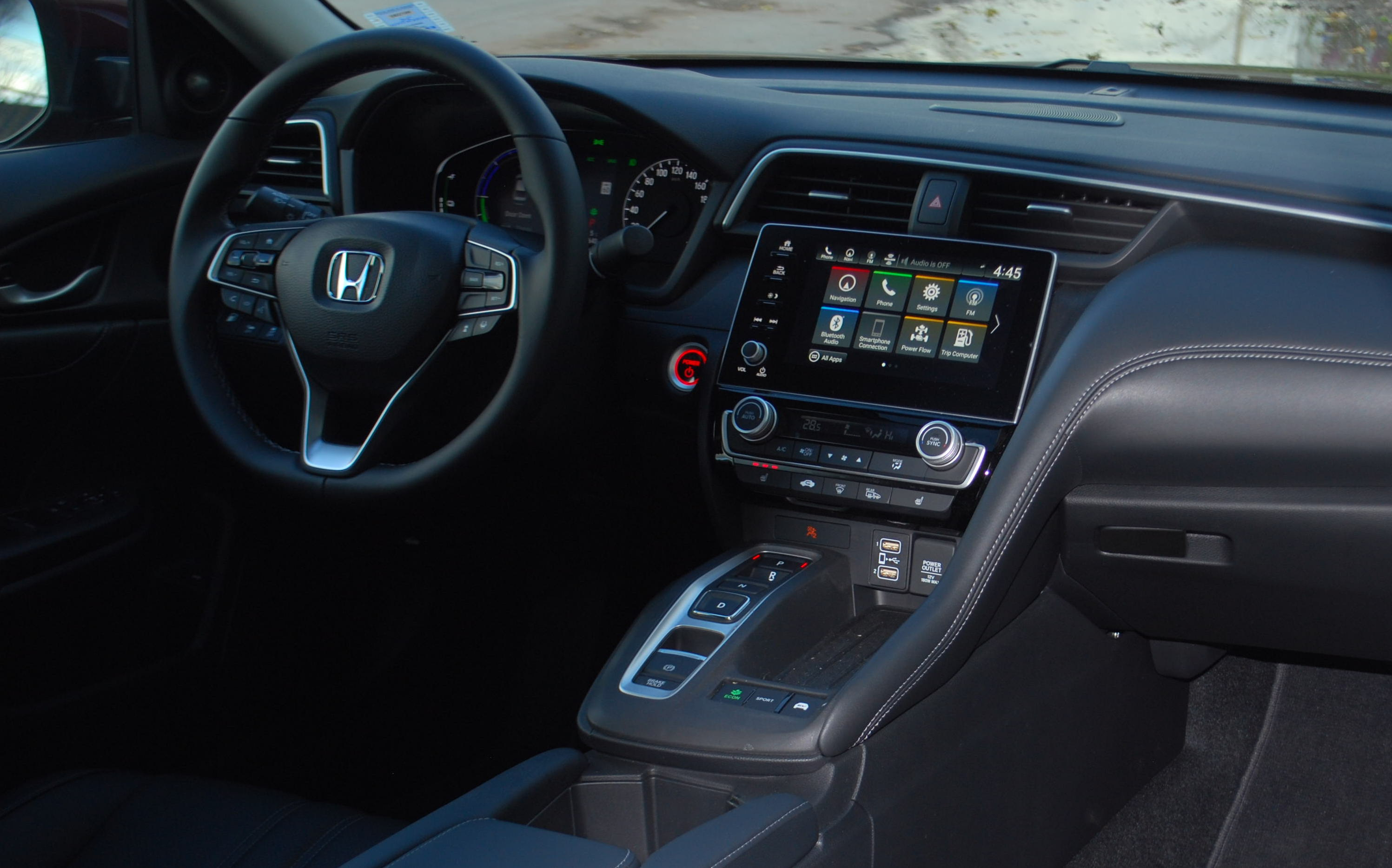 Review 2019 Honda Insight Hybrid Touring