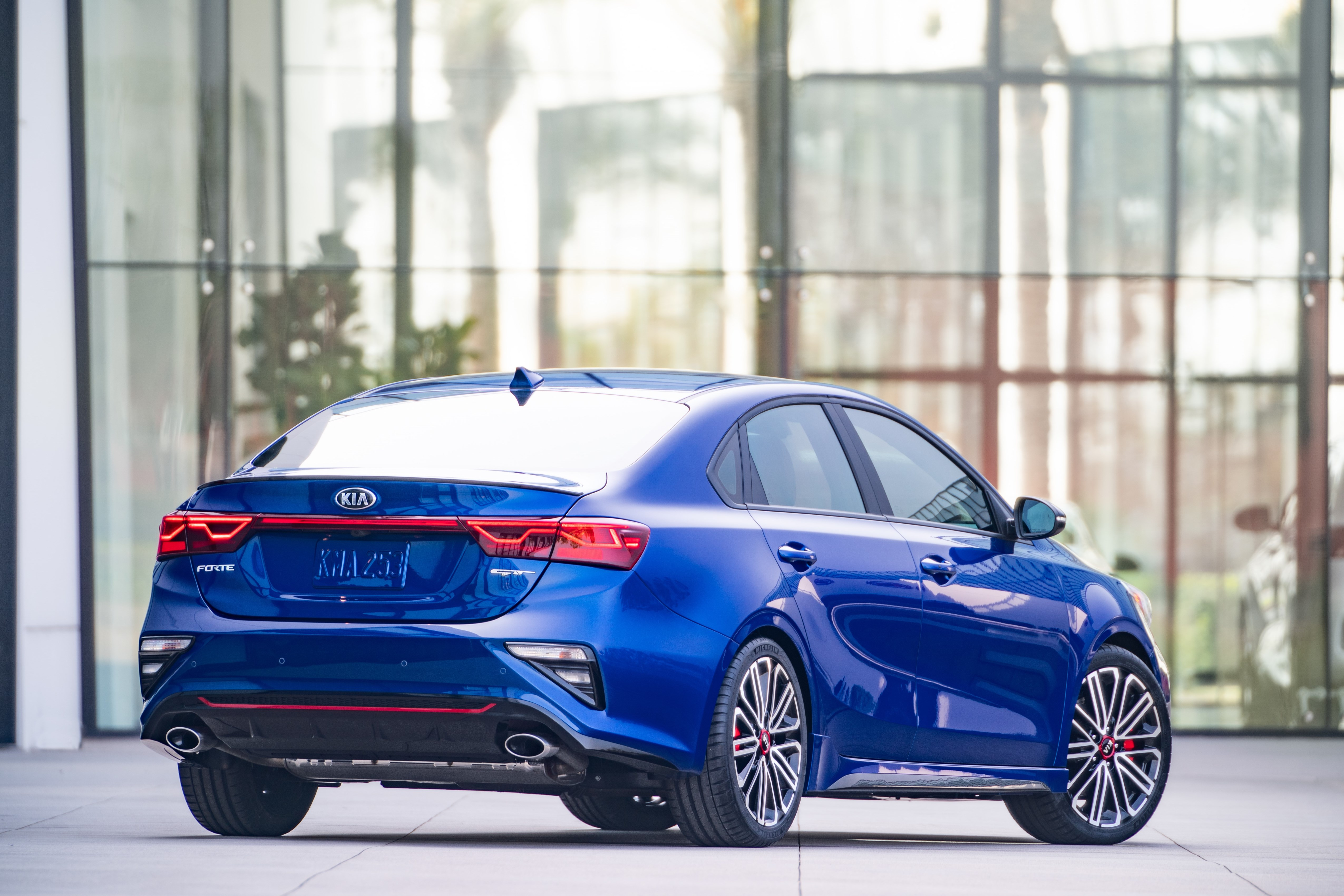 Kia 2020 Forte GT revealed at SEMA