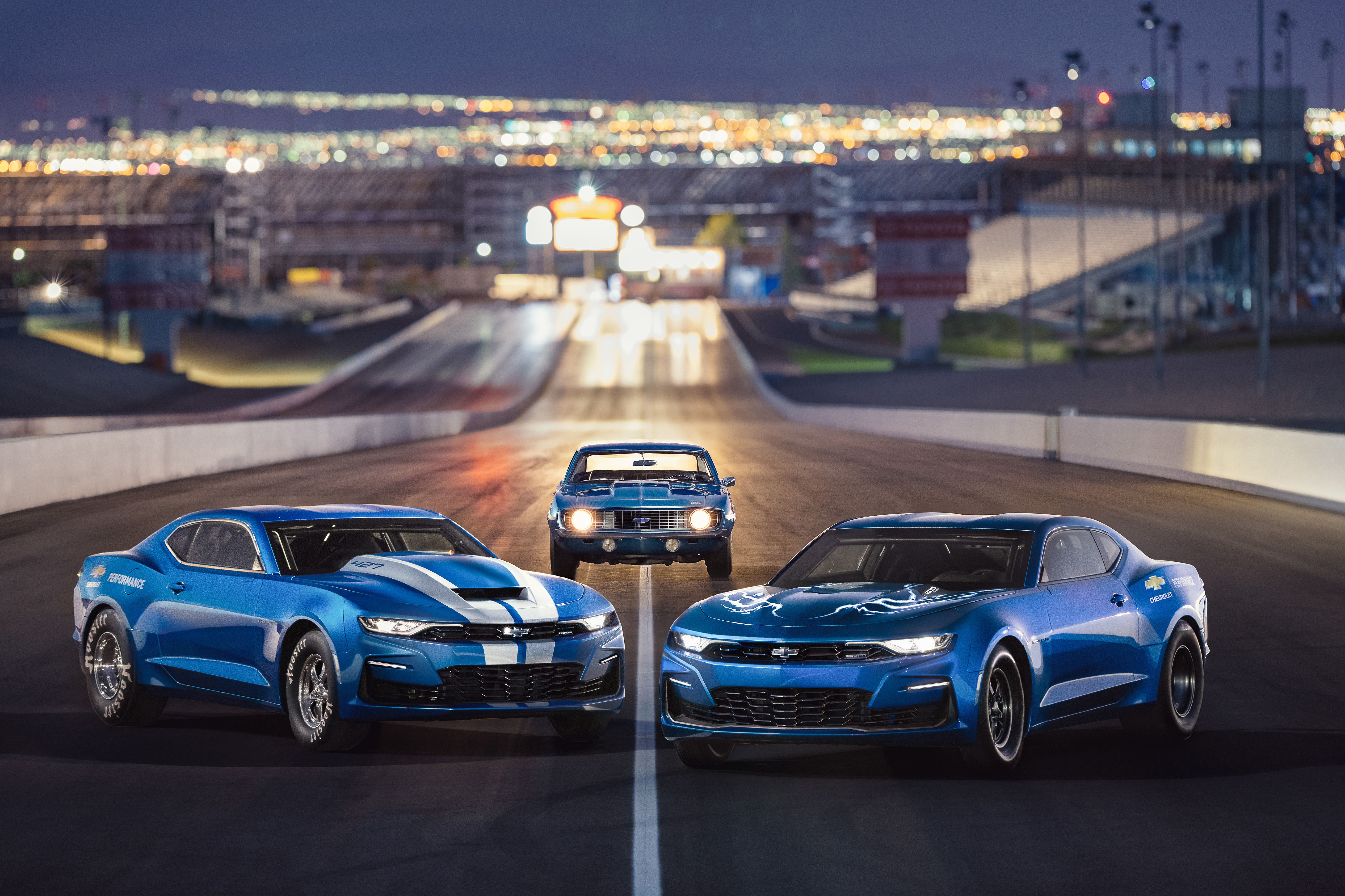 COPO Camaro is back after 50 years