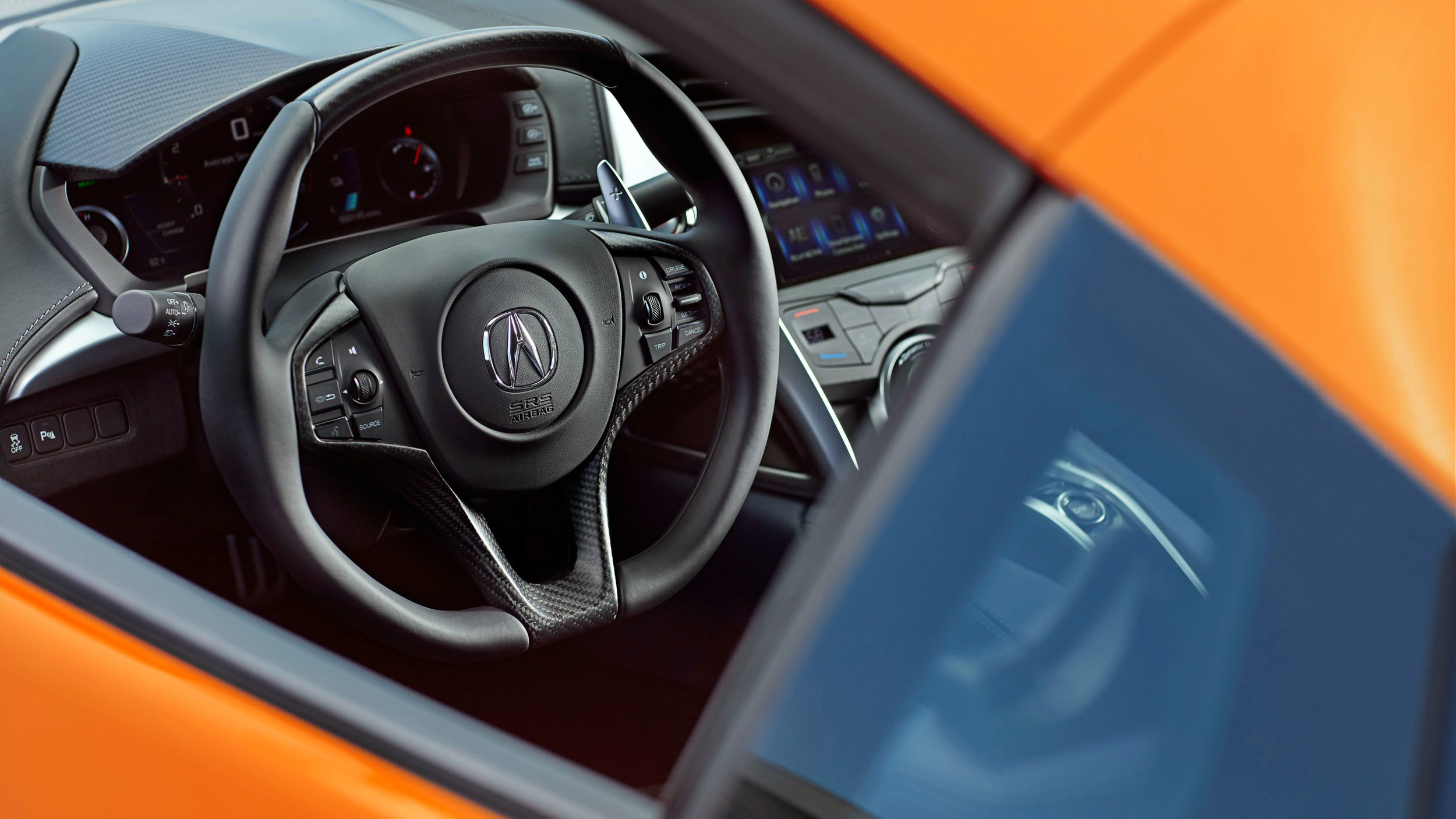 Acura NSX 2019 Features Many Upgrades