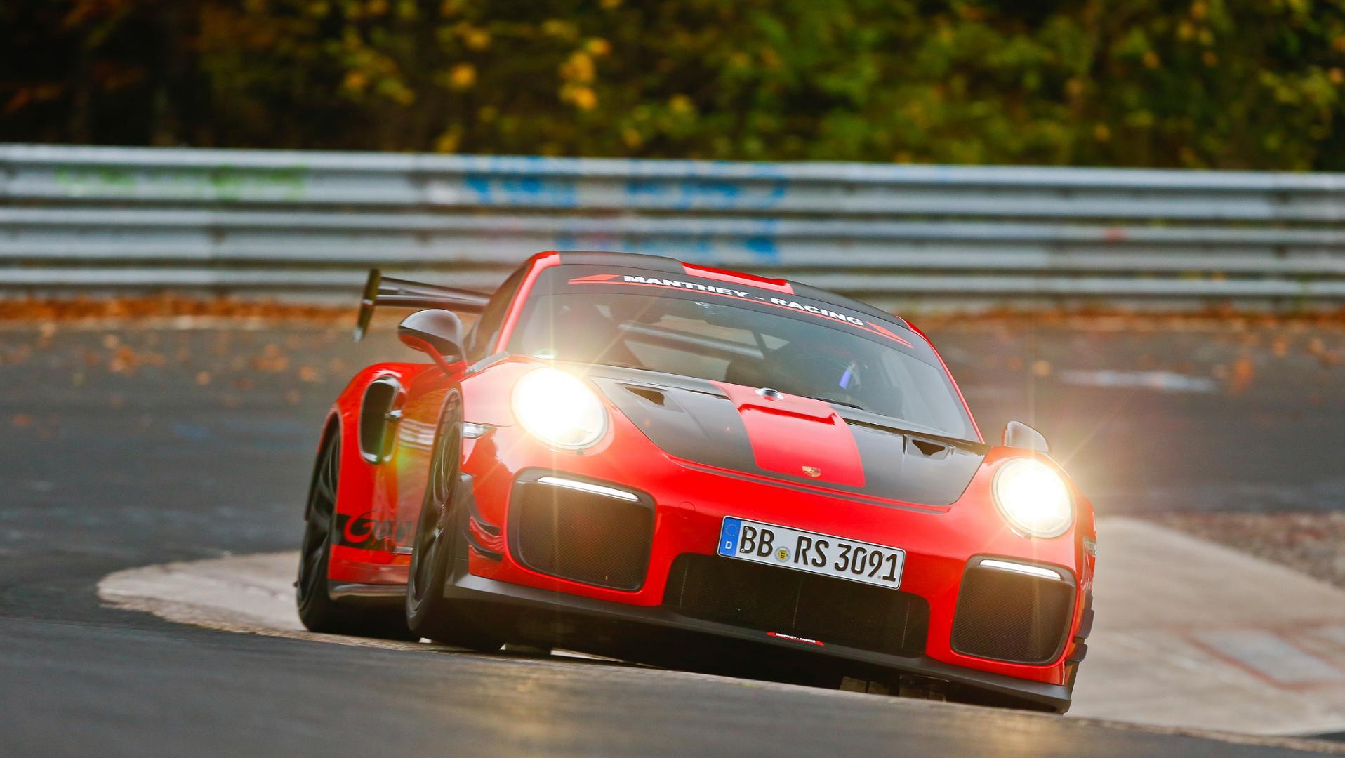 Porshce 911 GT2 RS
