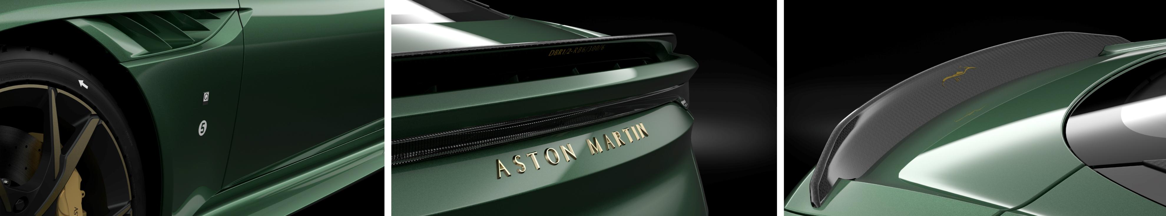 DBS 59 Aston Martin