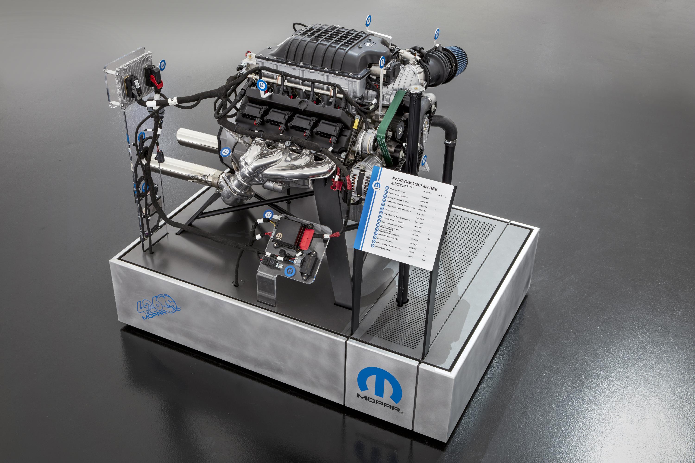 Hellephant 426 engine