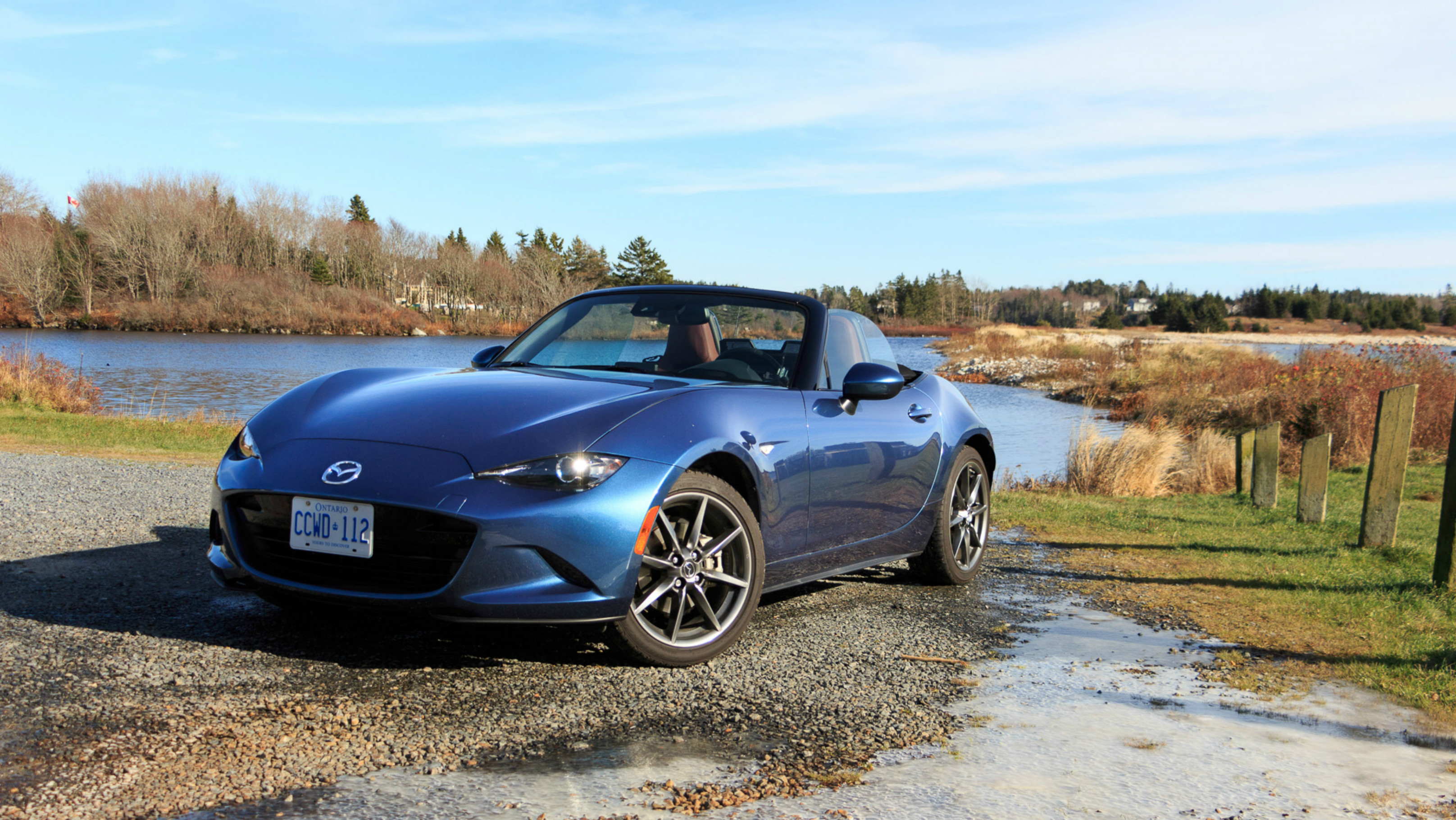 Review 2019 Mazda MX-5