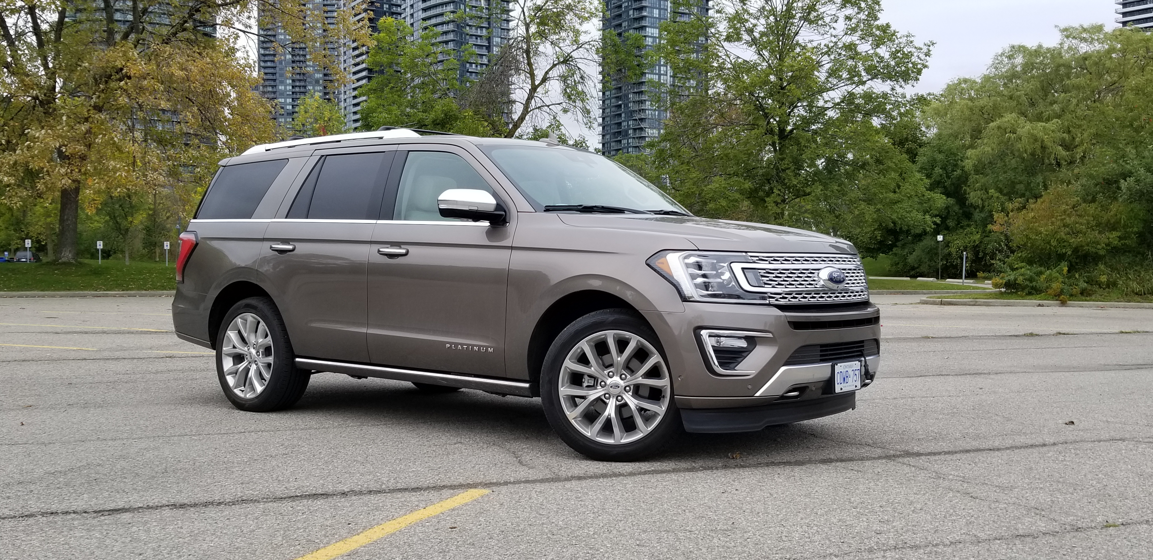 Large SUV 2019 Canadian Car of the Year