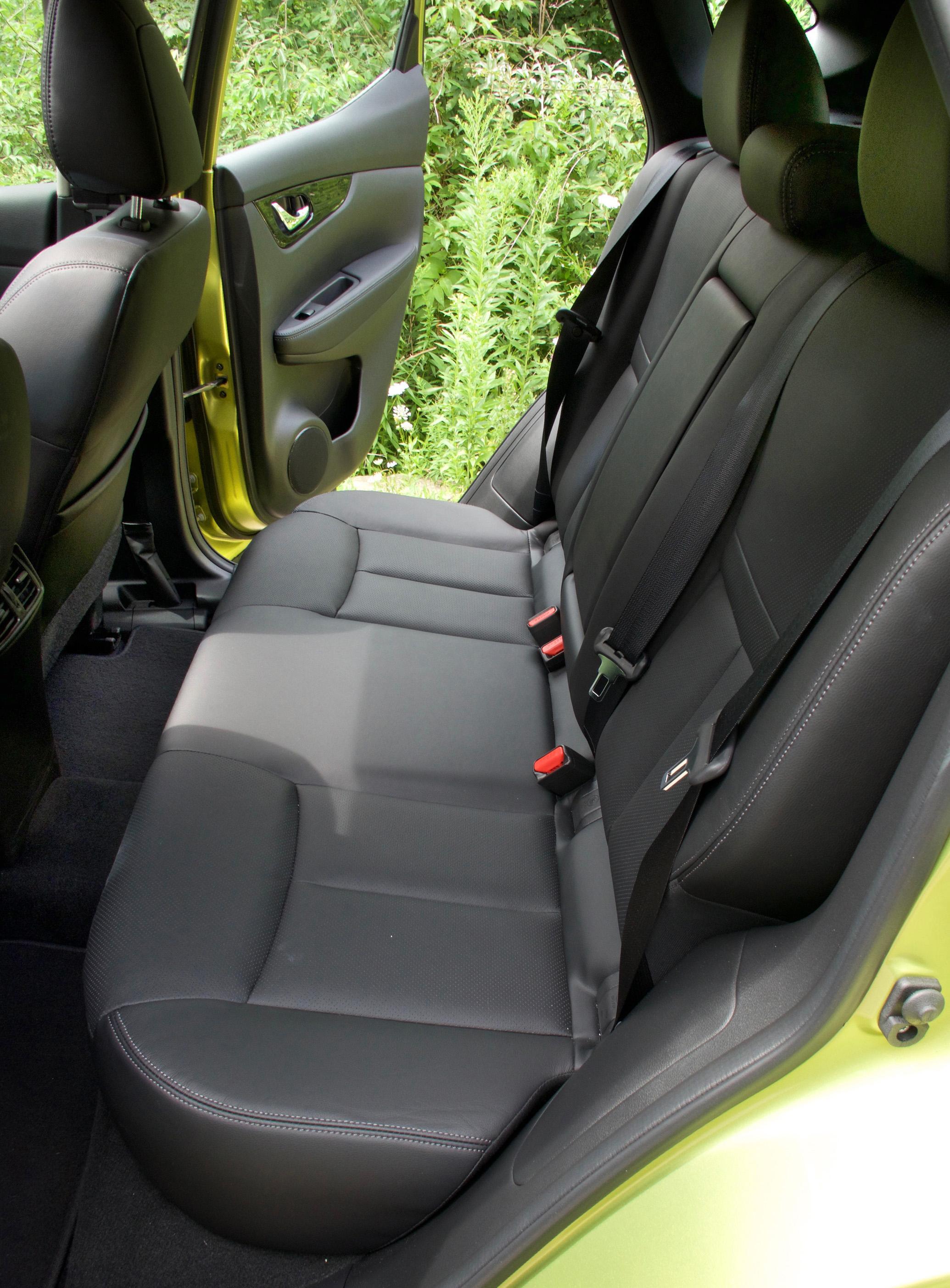 Review 2018 Nissan Qashqai SL AWD