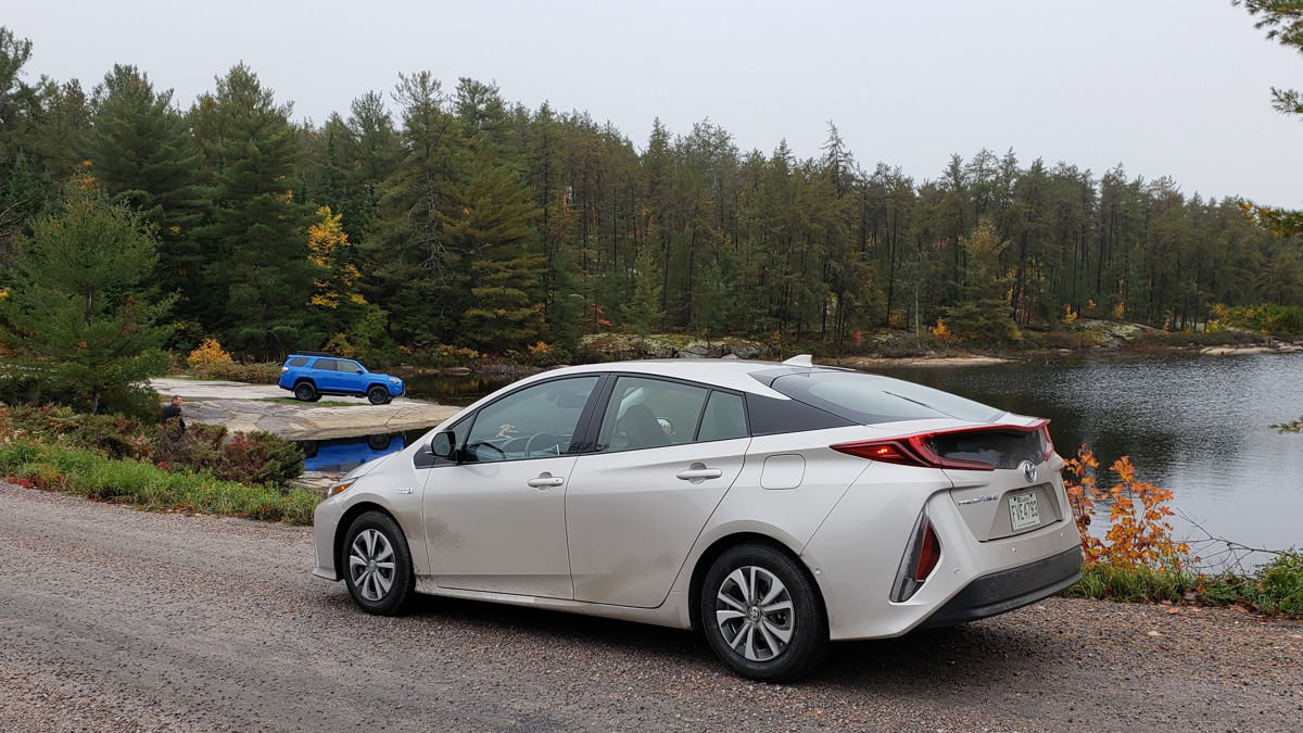 Review: 2018 Toyota Prius Prime – WHEELS ca