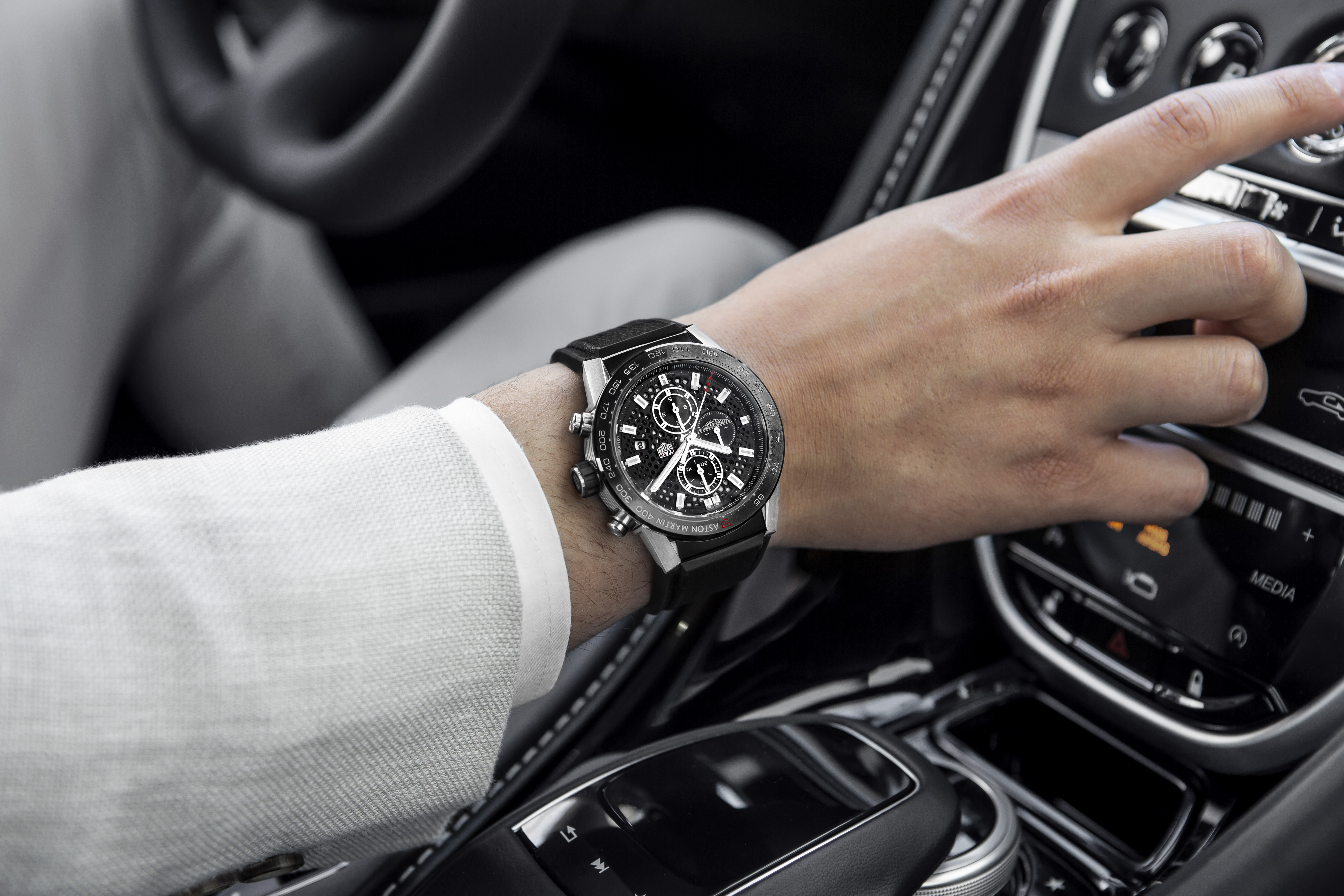 The Second TAG Heuer, Aston Martin is now available