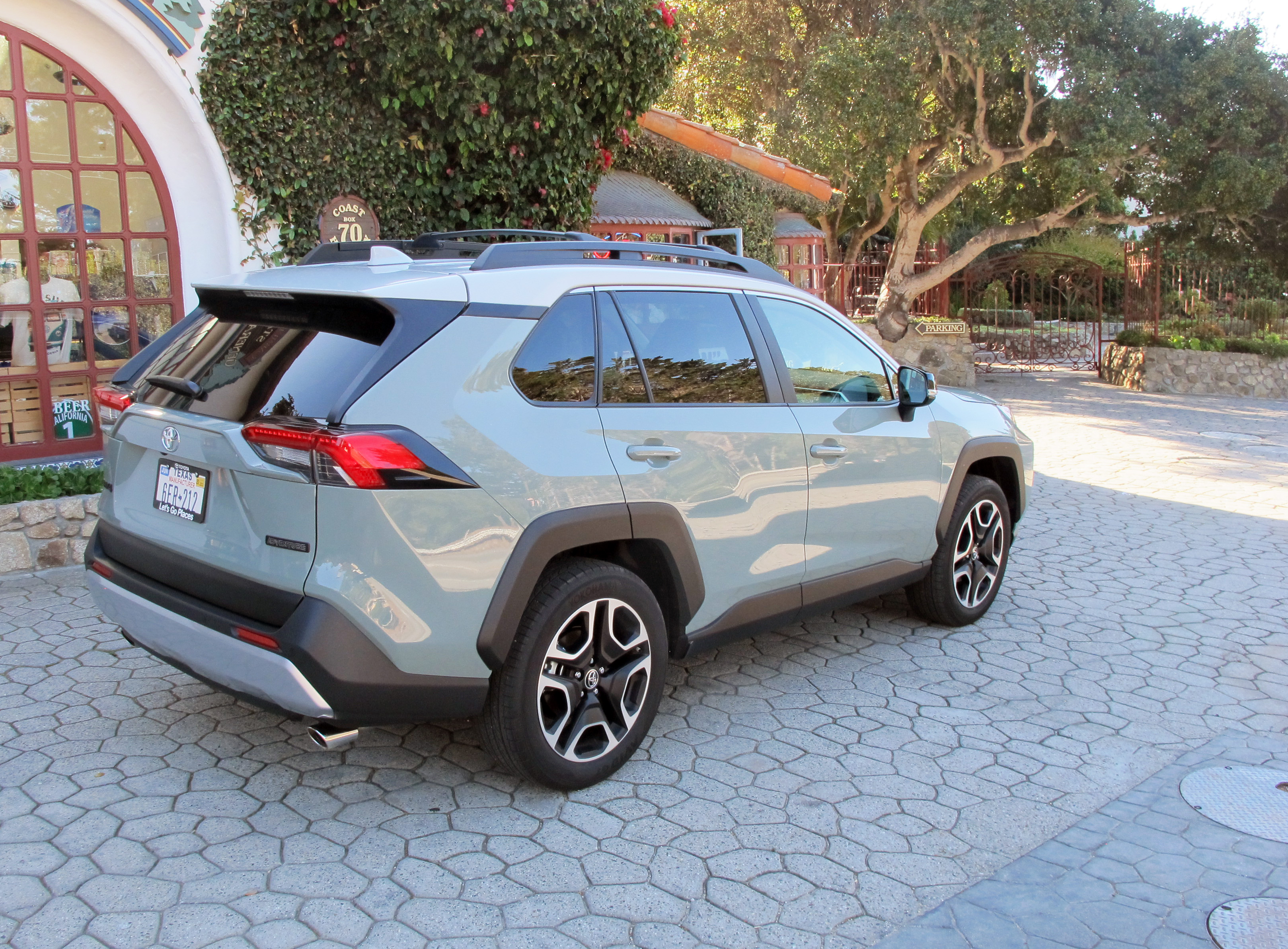 First Drive 2019 Toyota Rav4 Wheels Ca
