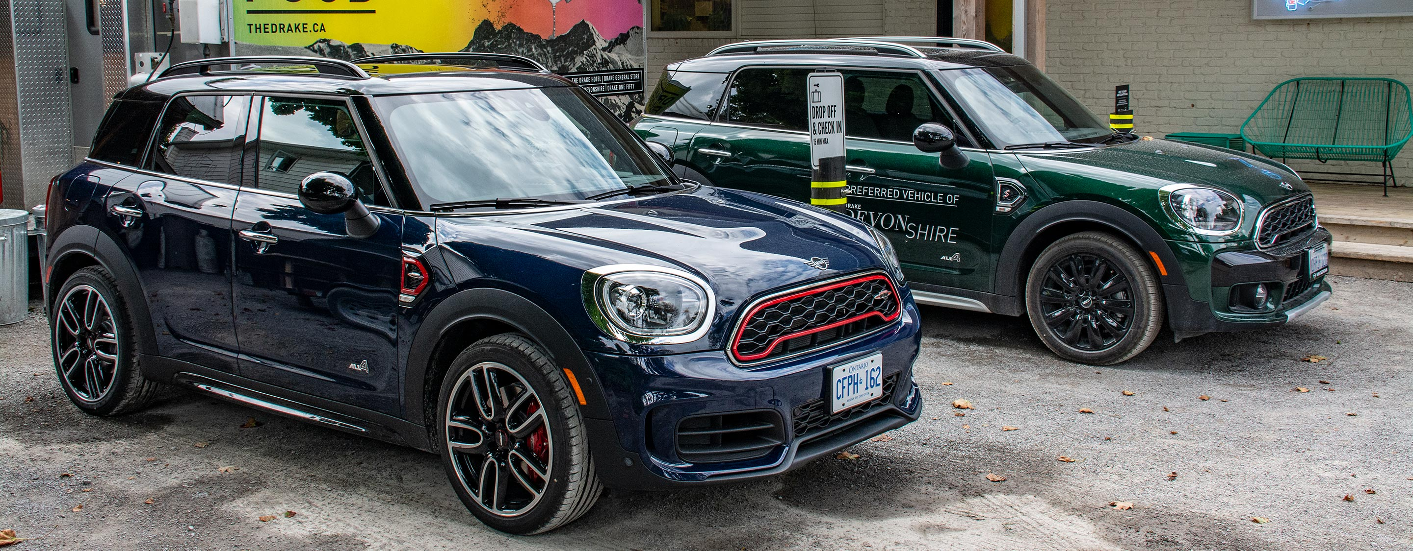 TrackWorthy - 2019 MINI John Cooper Works Countryman ALL4 (1)
