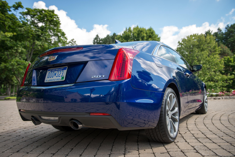 Buying Used 2013-2018 Cadillac ATS