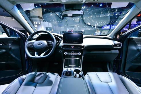 Hyundai Shows Fingerprint Technology in China