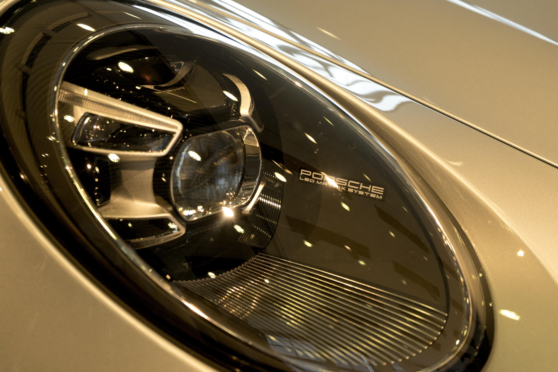 992 2020 Porsche 911
