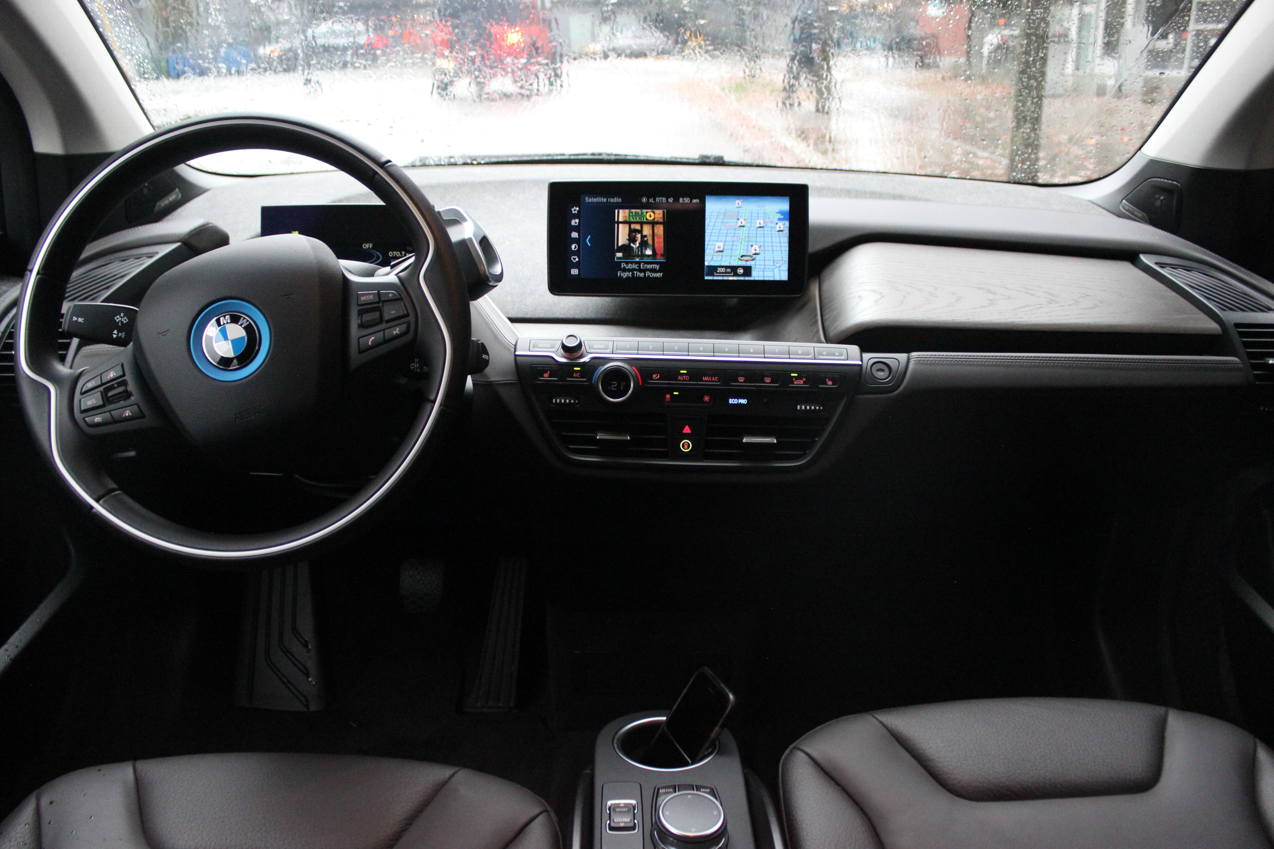 He SaidShe Said 2018 BMW i3s