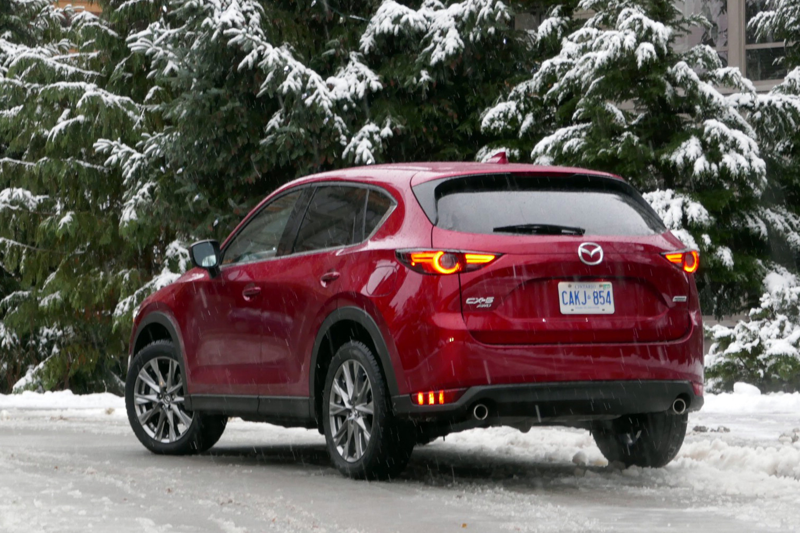 First Drive 2019 Mazda CX-5 Signature