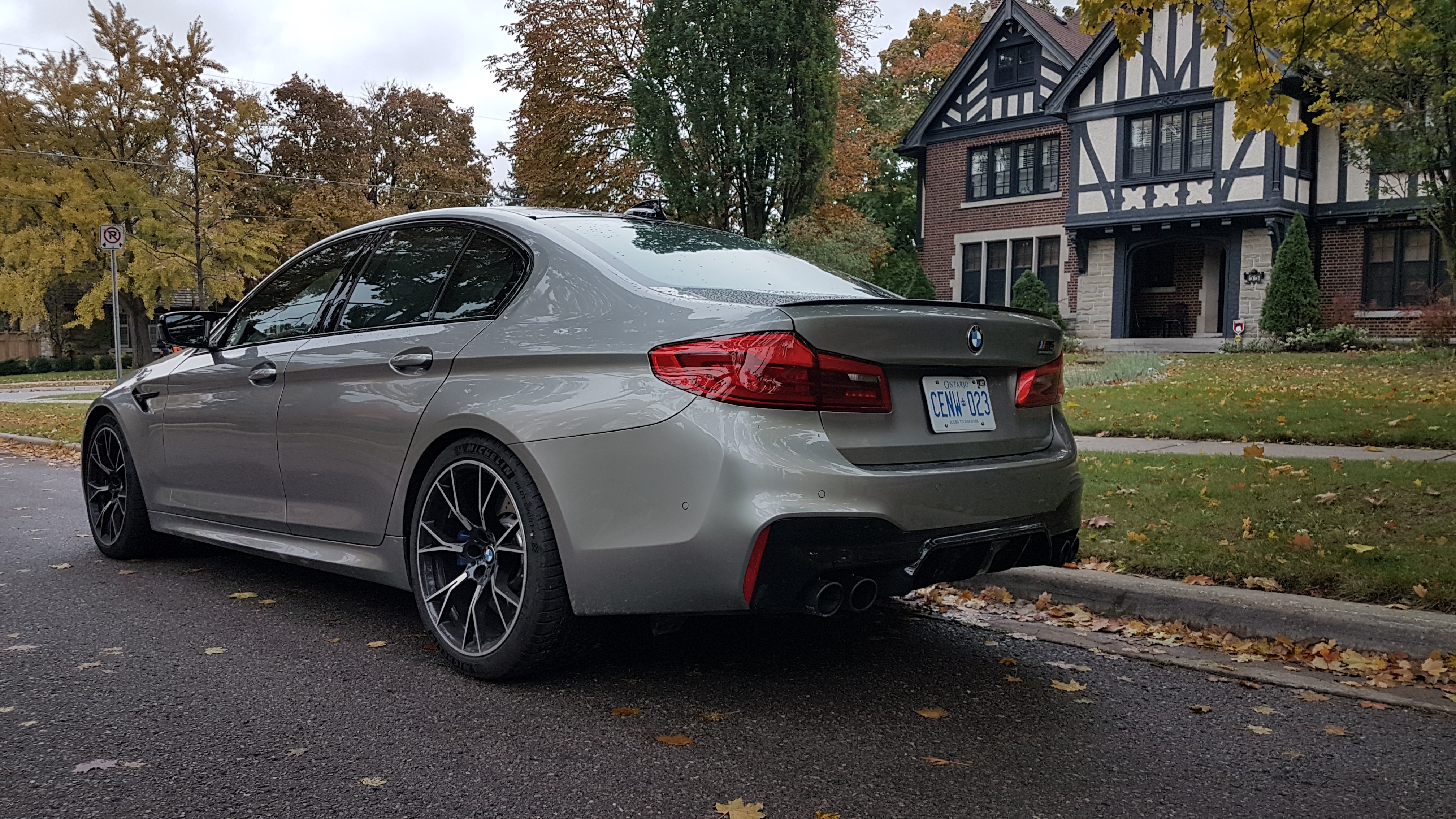 Review 2019 BMW M5 Competition