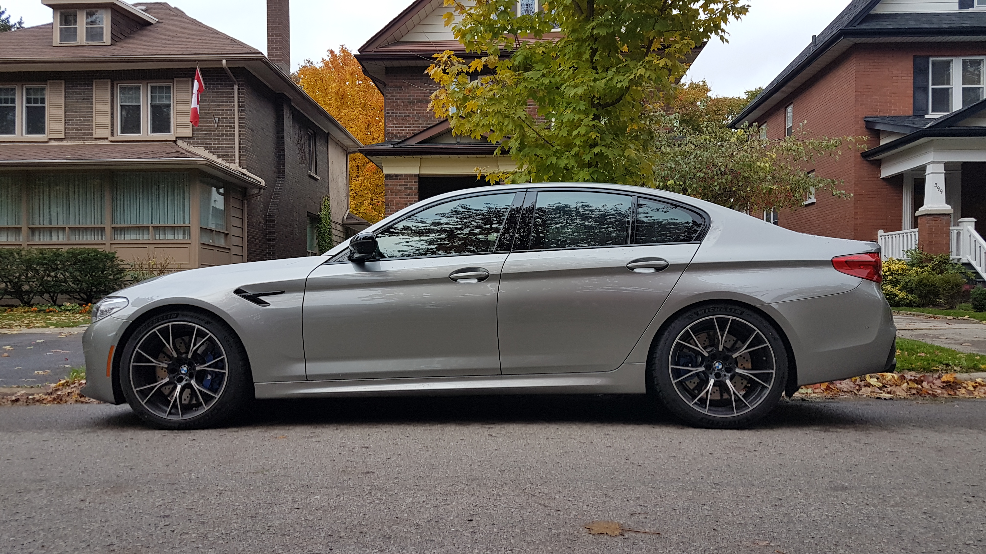 Review 2019 Bmw M5 Competition Wheels Ca