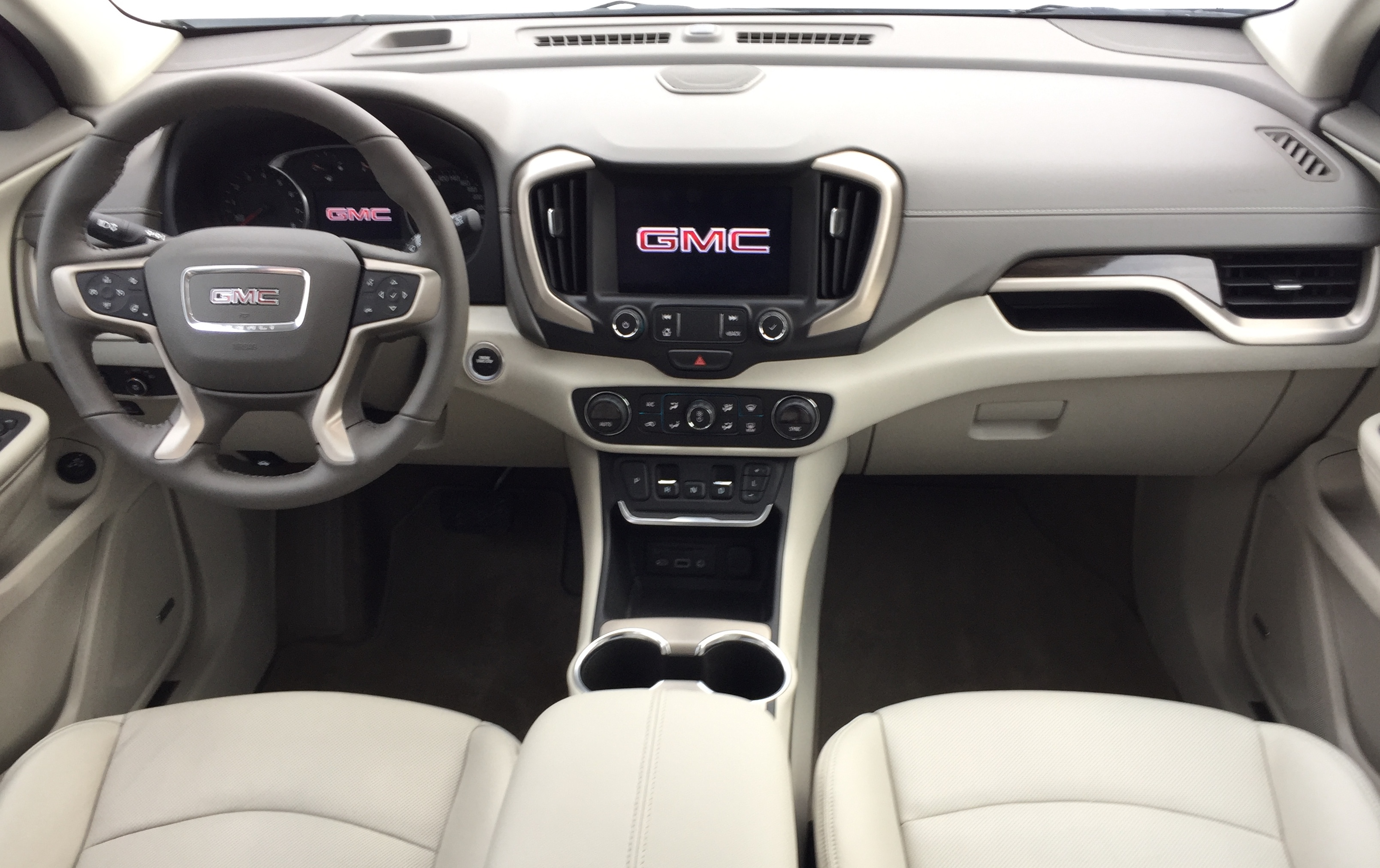 Review 2019 GMC Terrain Denali