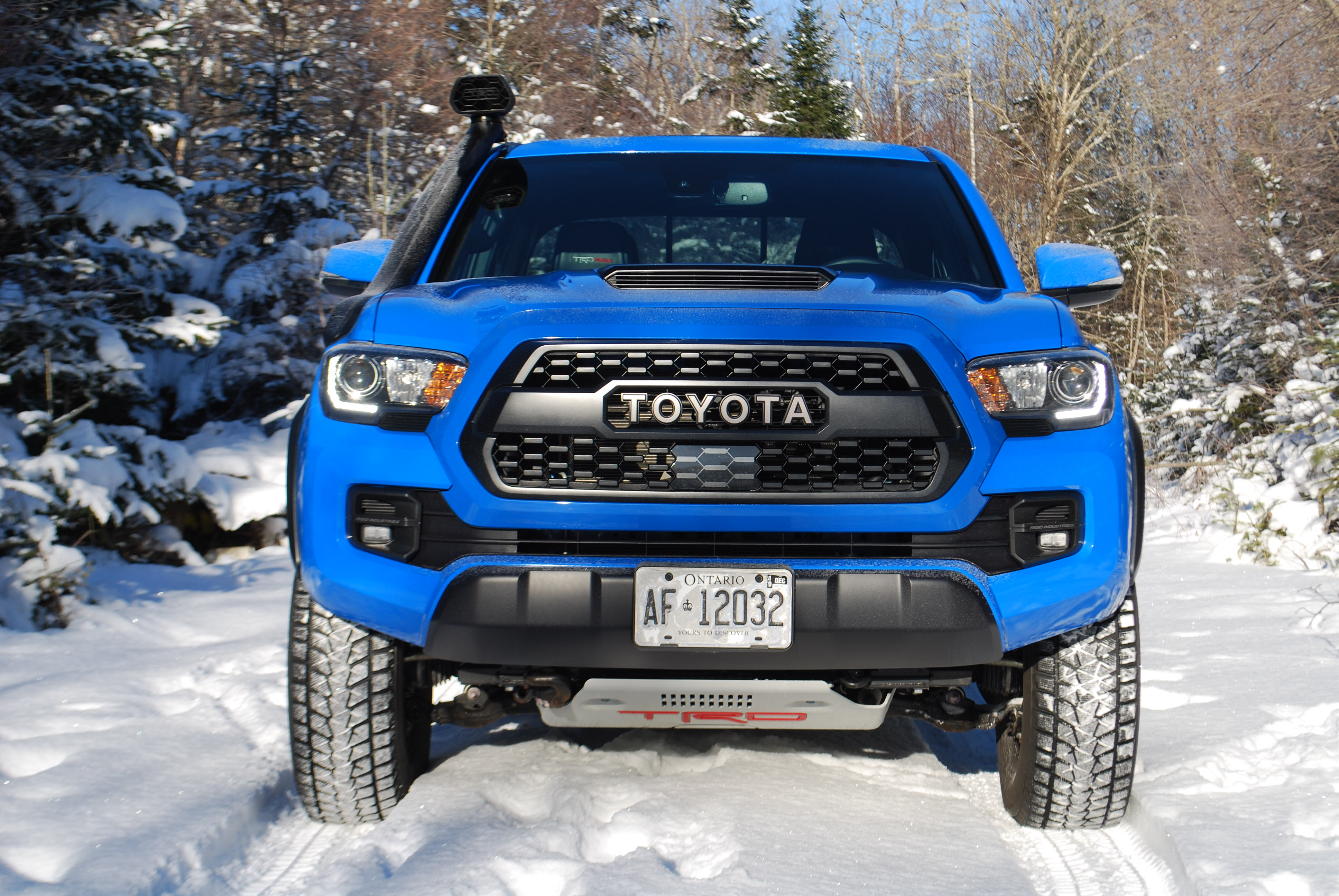 Review 2019 Toyota Tacoma TRD Pro