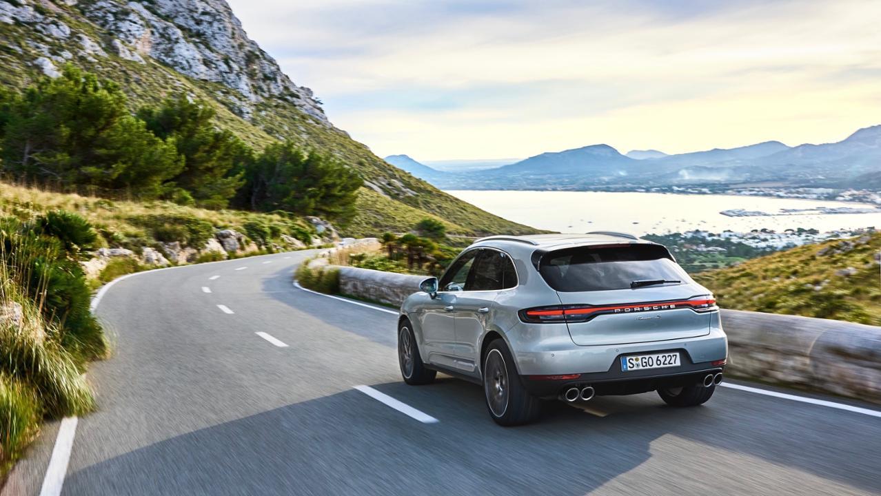 Porsche Macan it Work with New Macan S