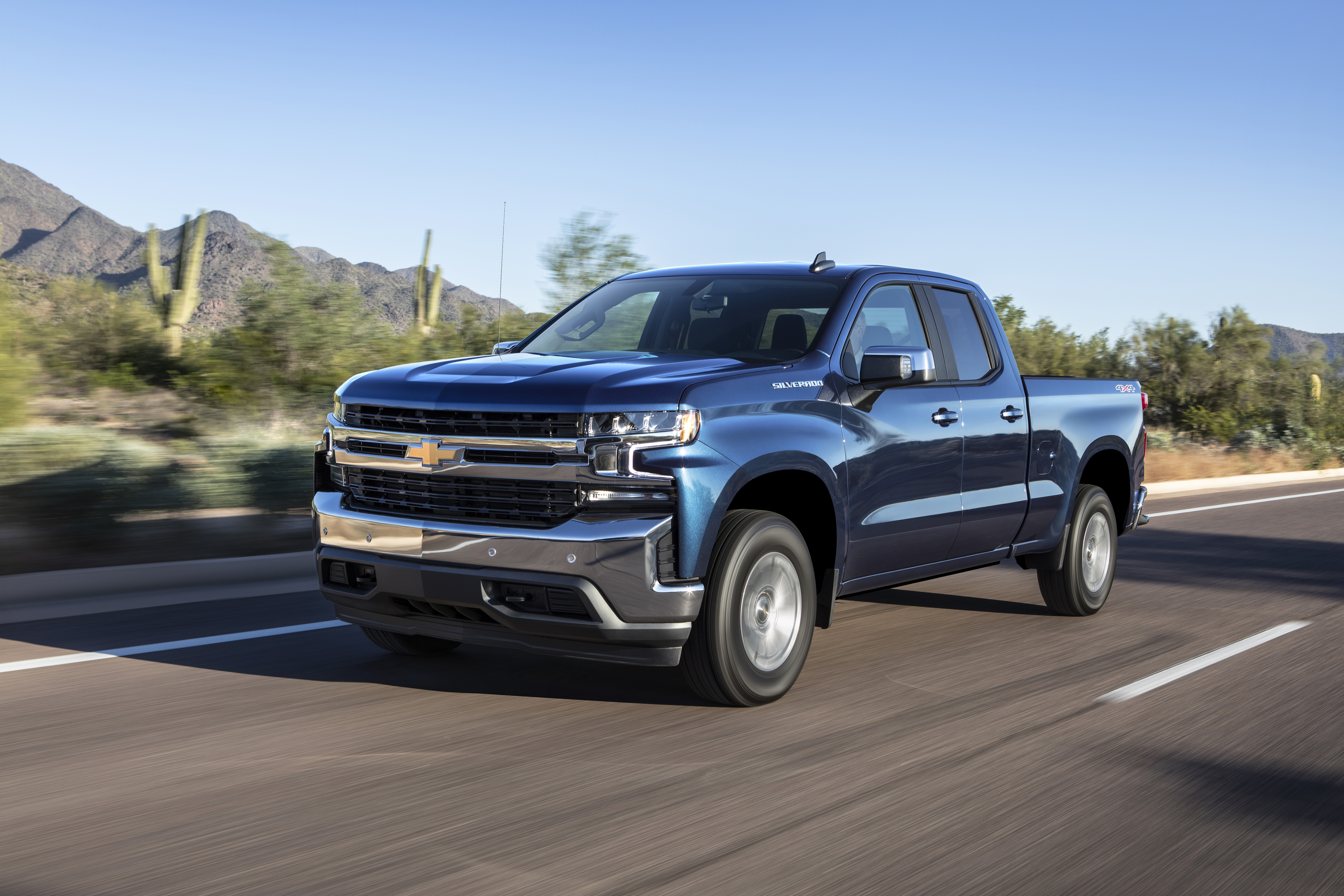 Review 2019 Chevrolet Silverado 1500