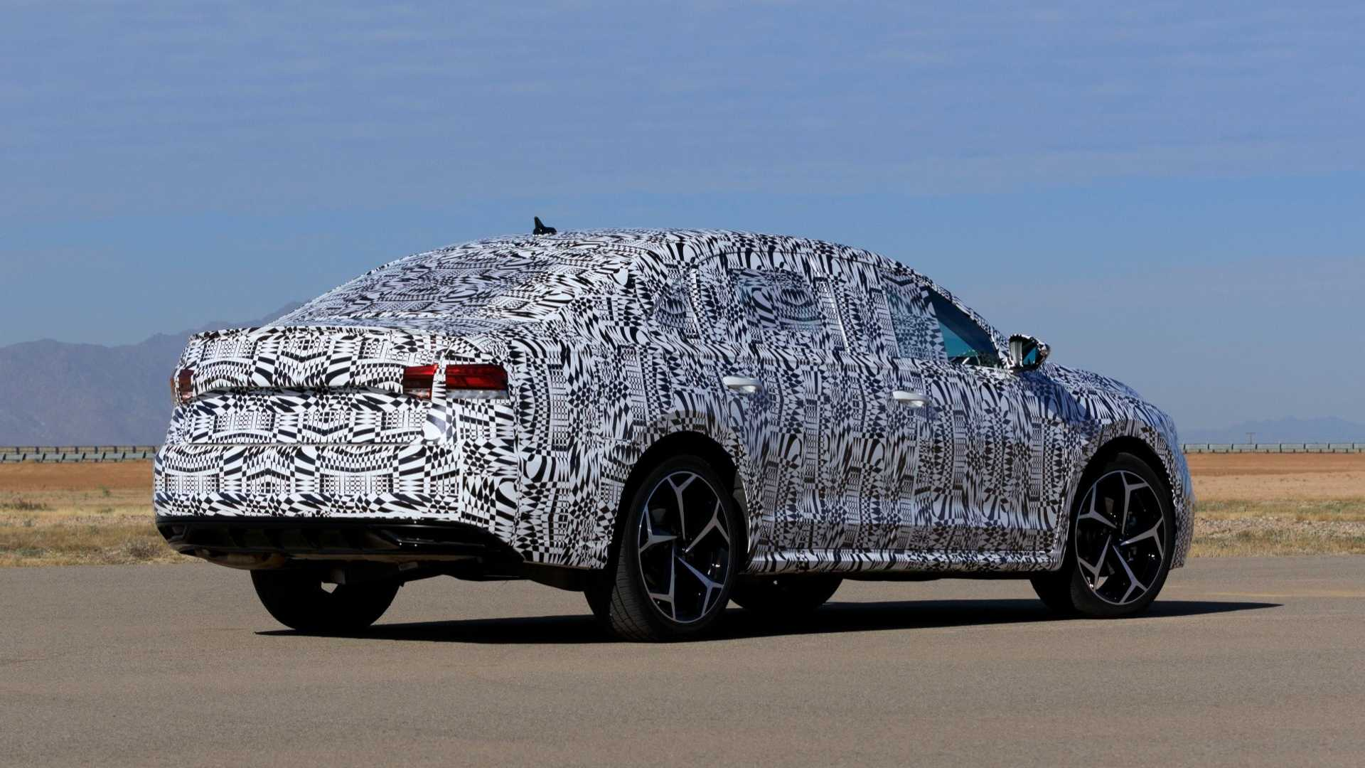 Preview 2020 Volkswagen Passat