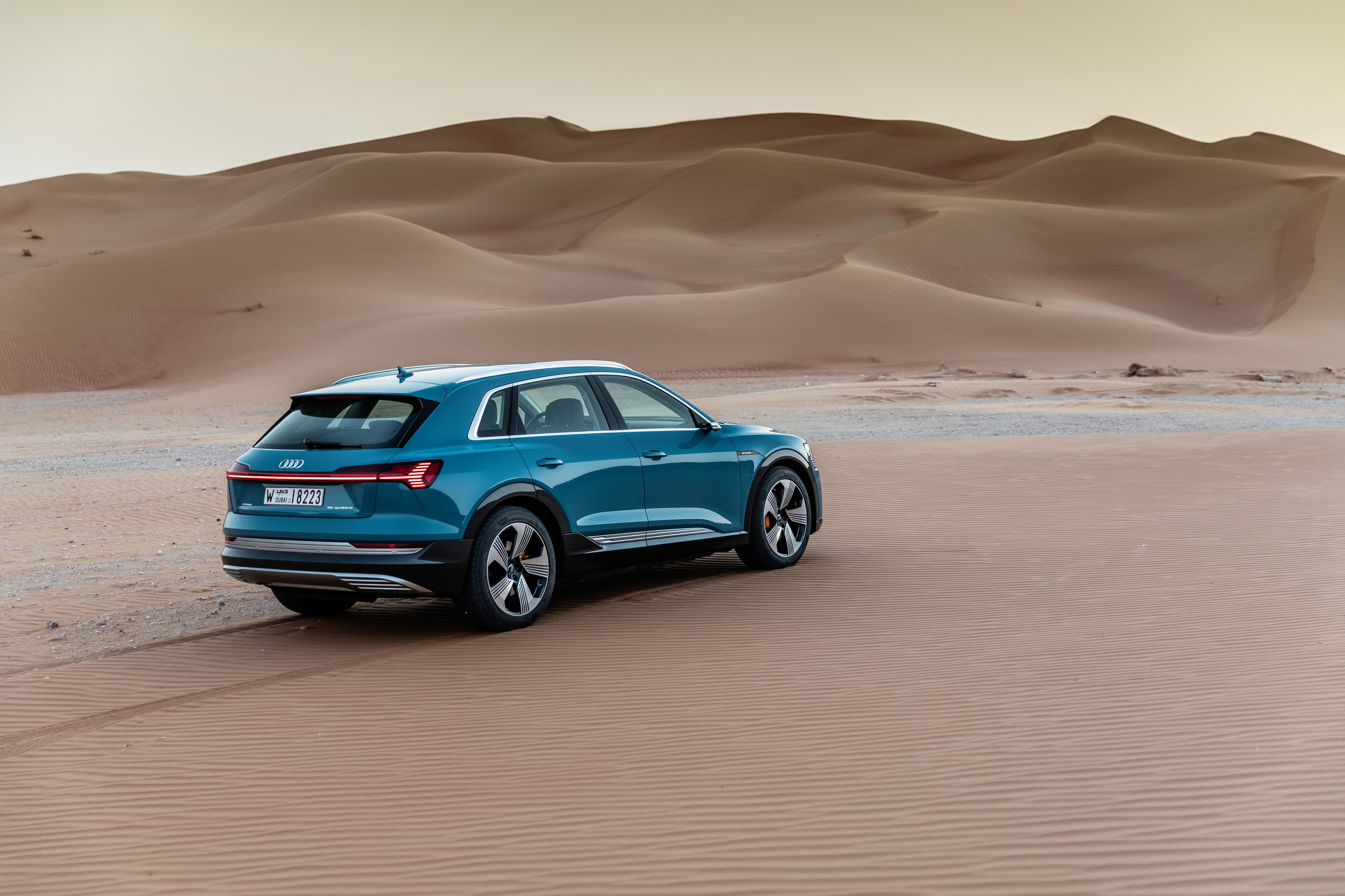 Review 2019 Audi e-tron All-electric Luxury SUV