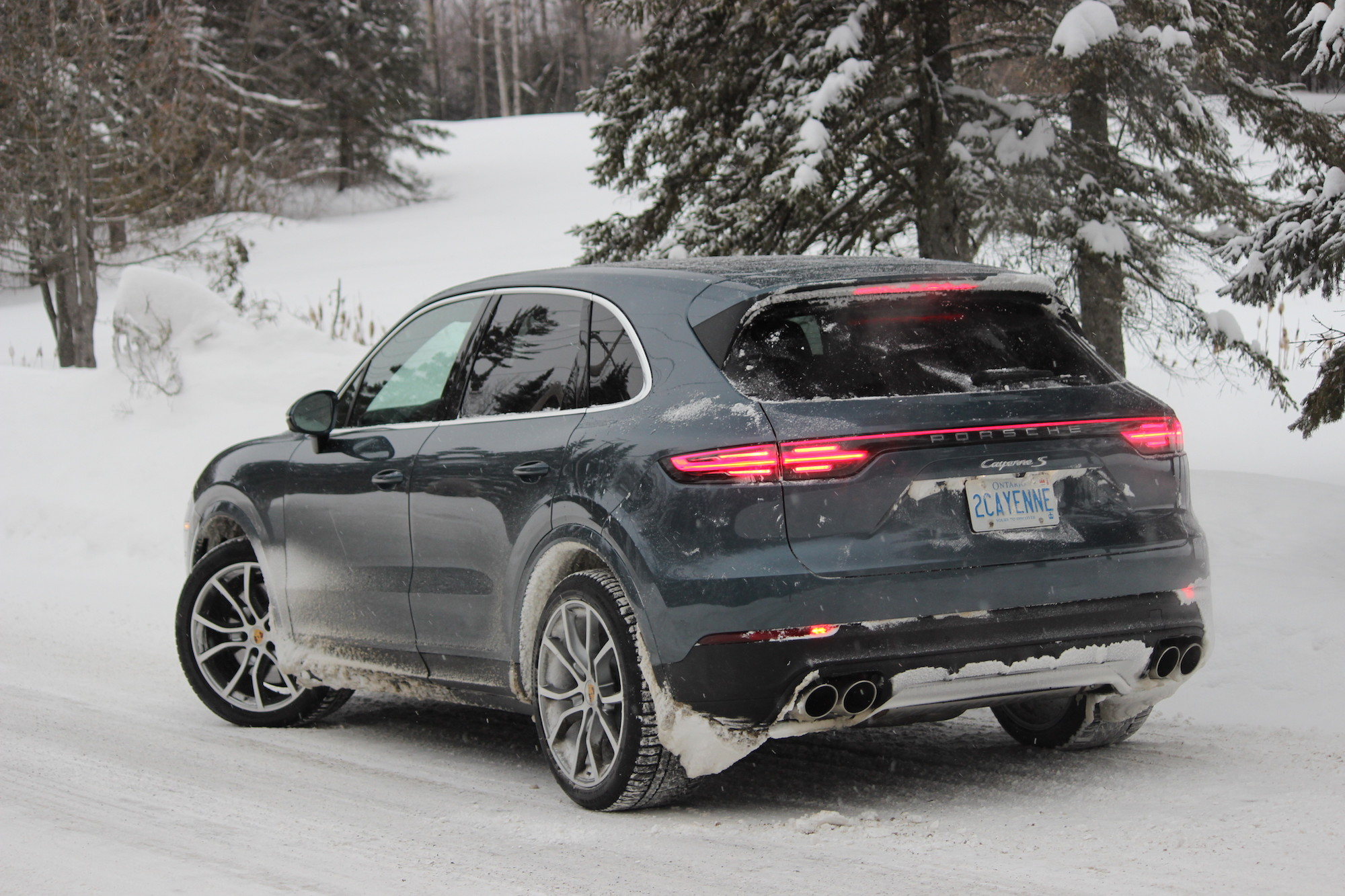 First Drive 2019 Porsche Cayenne Turbo And Cayenne S Wheels Ca