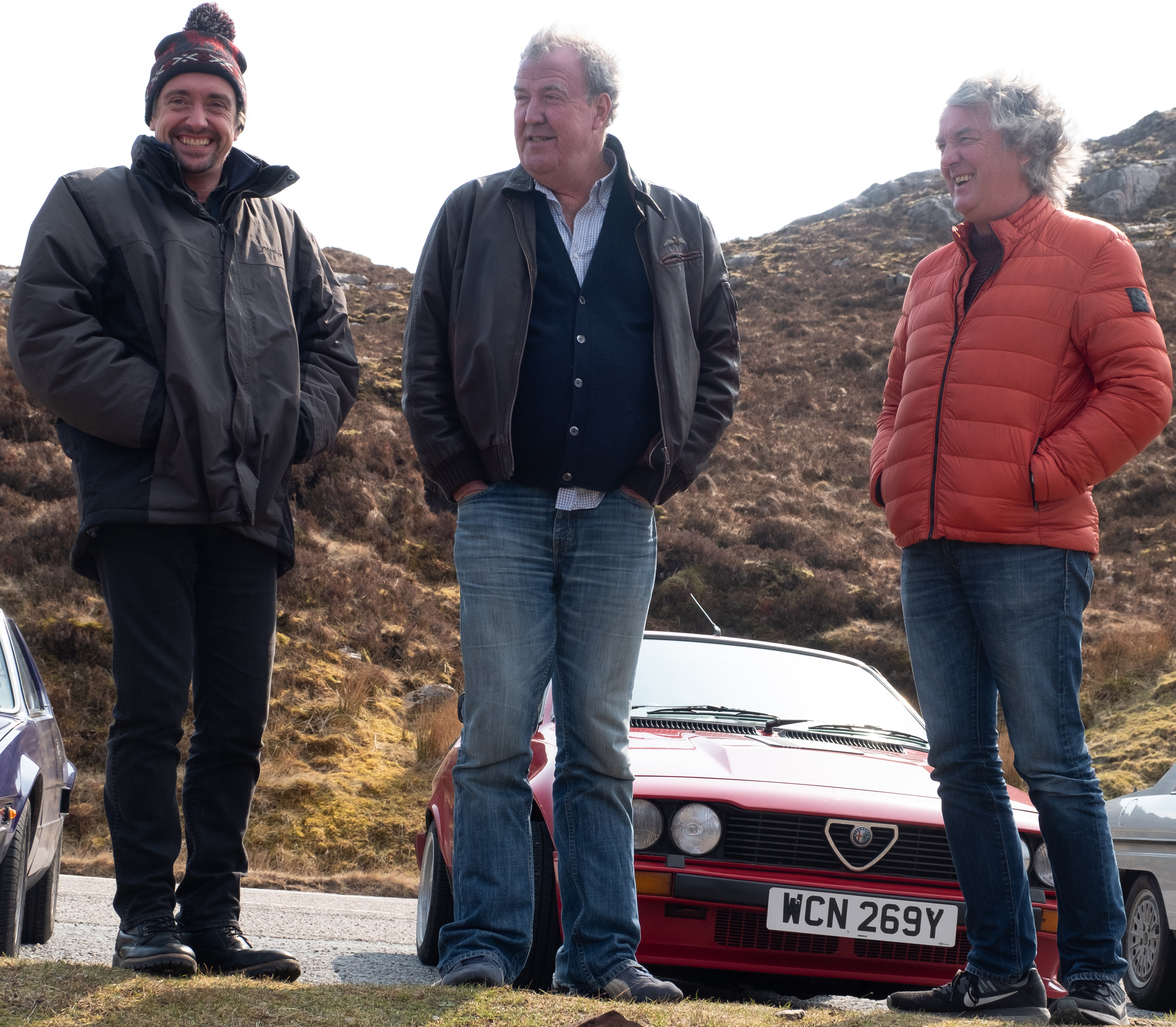 James May Talks Season Three of The Grand Tour