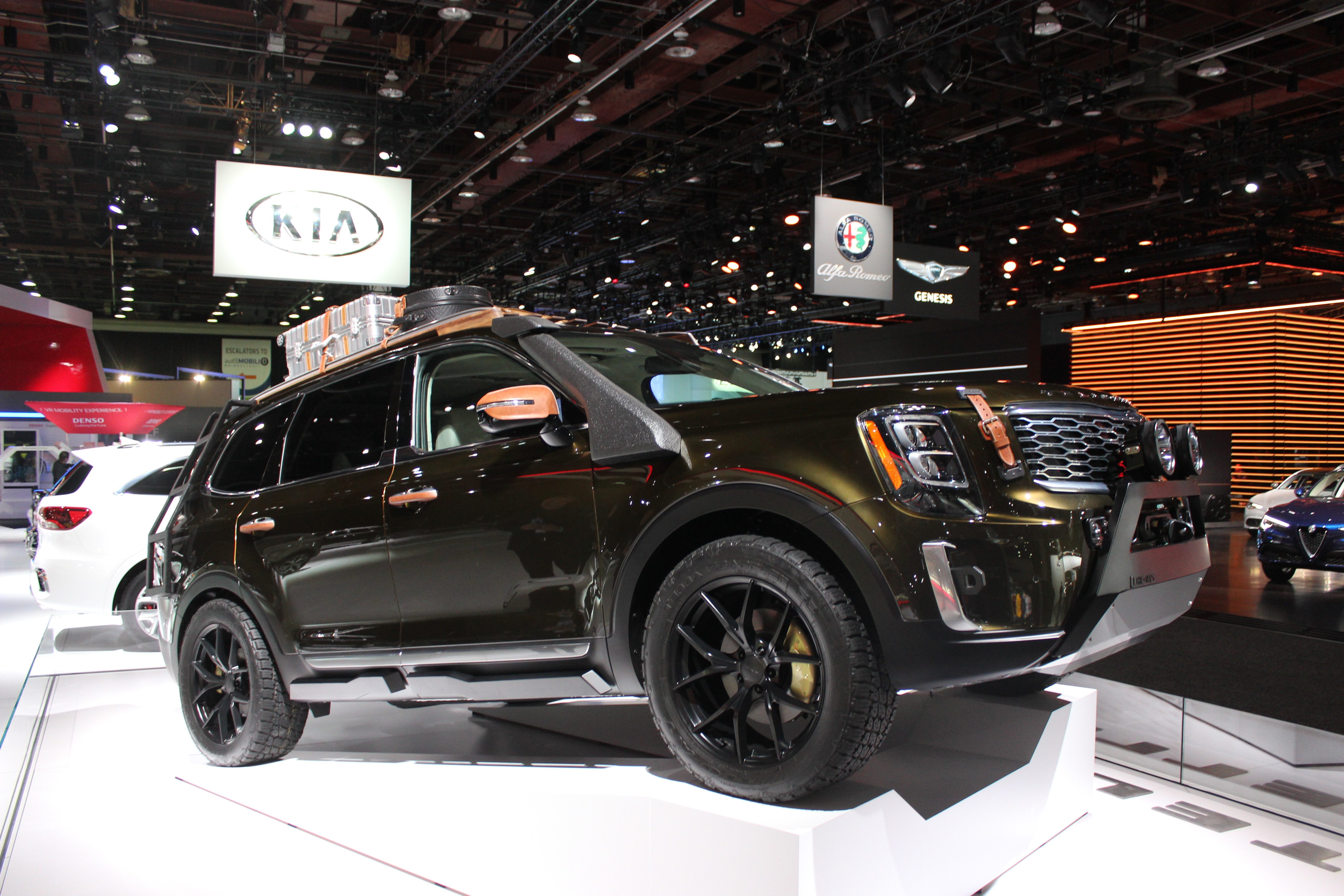 Best of 2019 North American International Auto Show