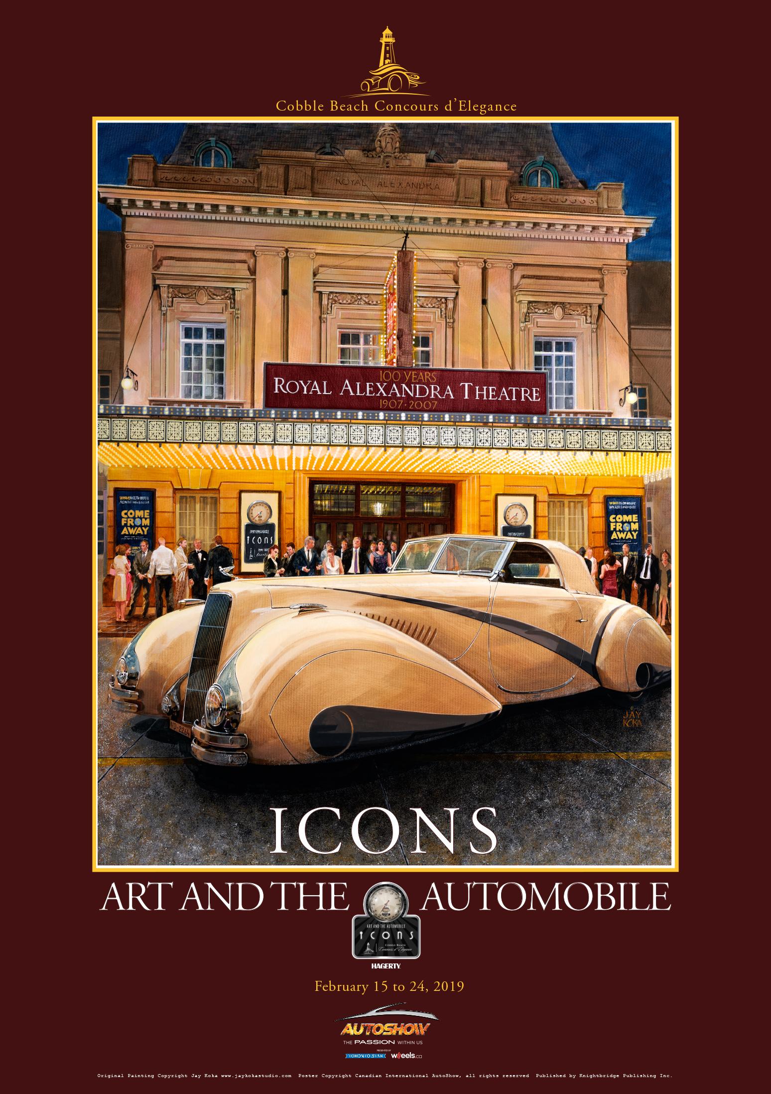 Popular Art & the Automobile