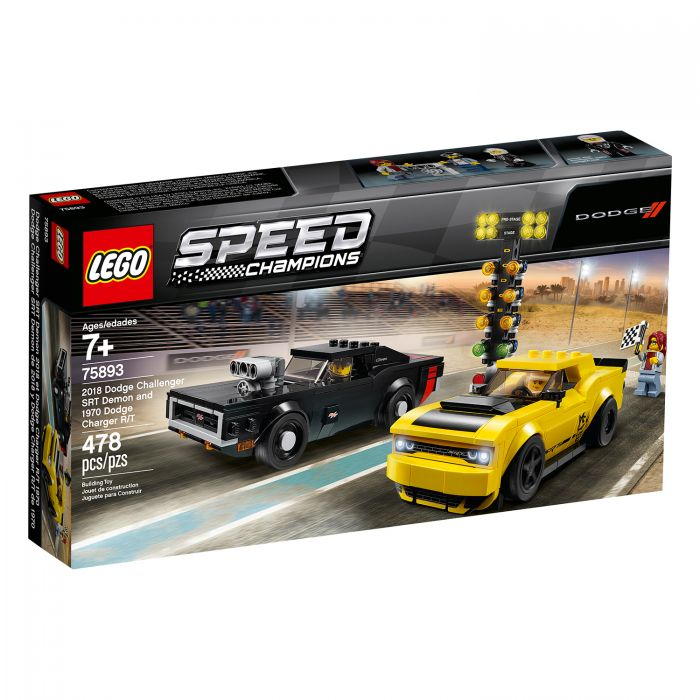 LEGO Speed Champions building set