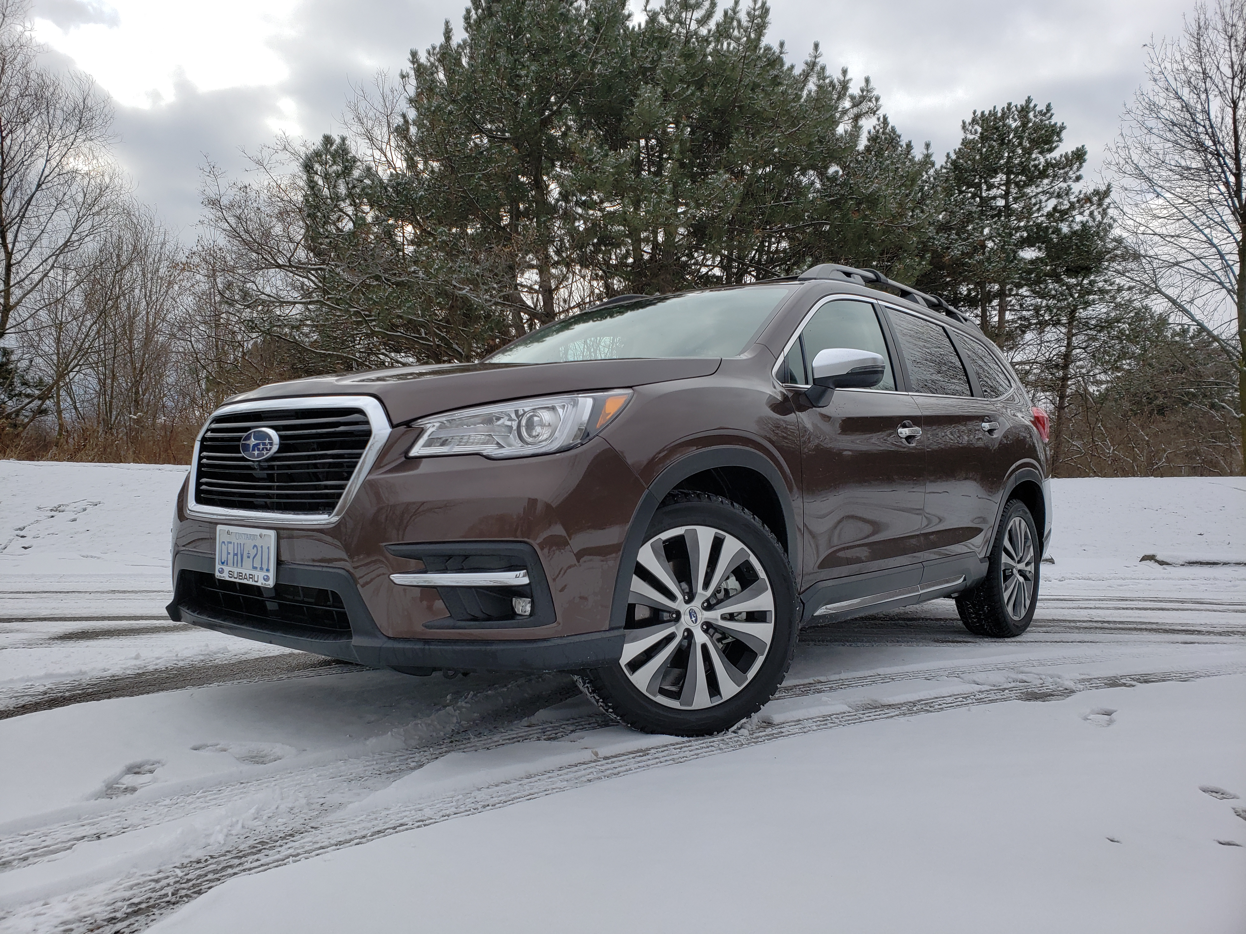 Review 2019 Subaru Ascent Premier